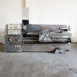 "Elliott 460 Gap Bed Centre Lathe. Swing Over Bed 18"". Between Centres 60""."