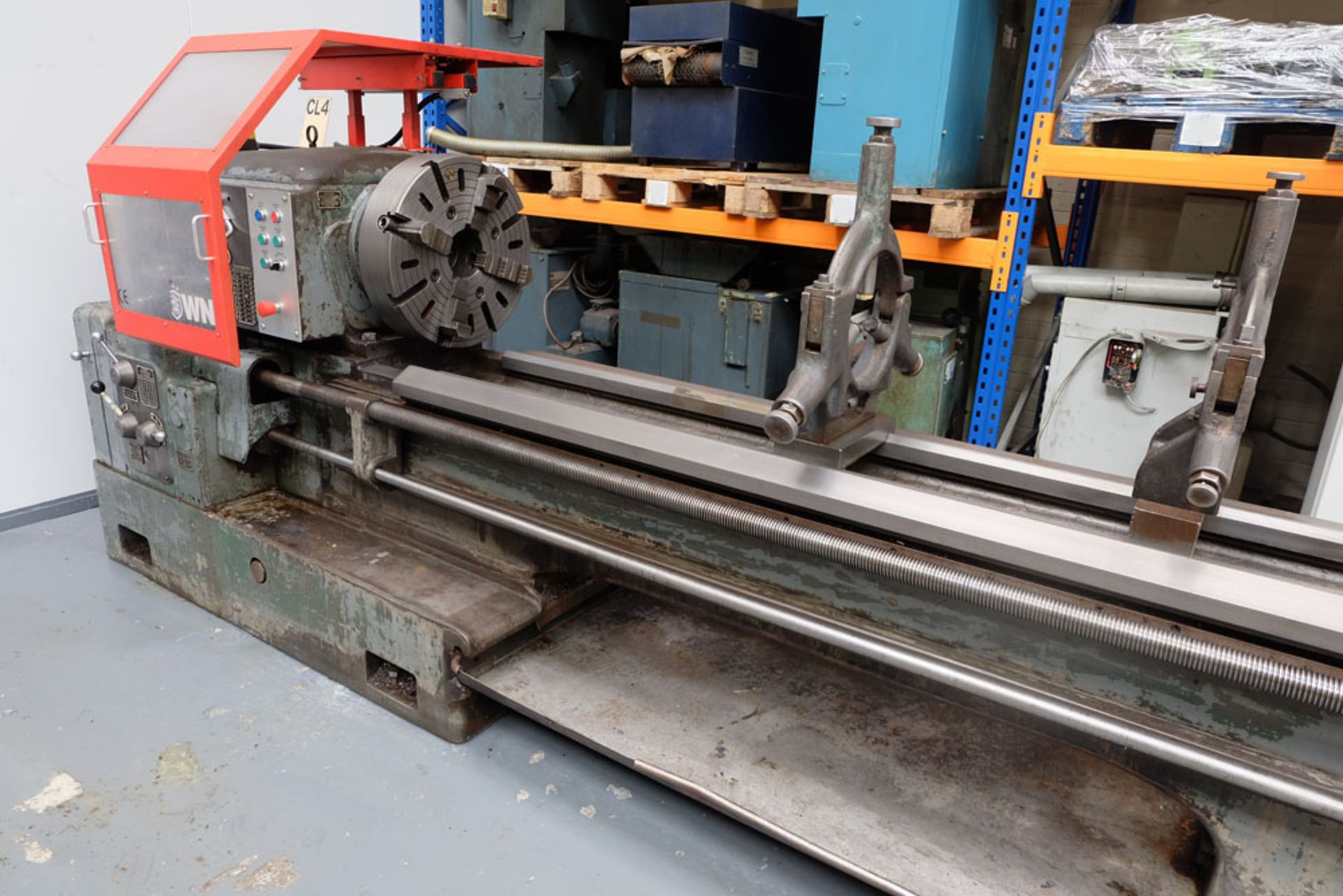 """Swift Type 11B SS and SC Centre Lathe. Between Centres 25'. Swing Over Bed 22"""". - Image 6 of 18"""
