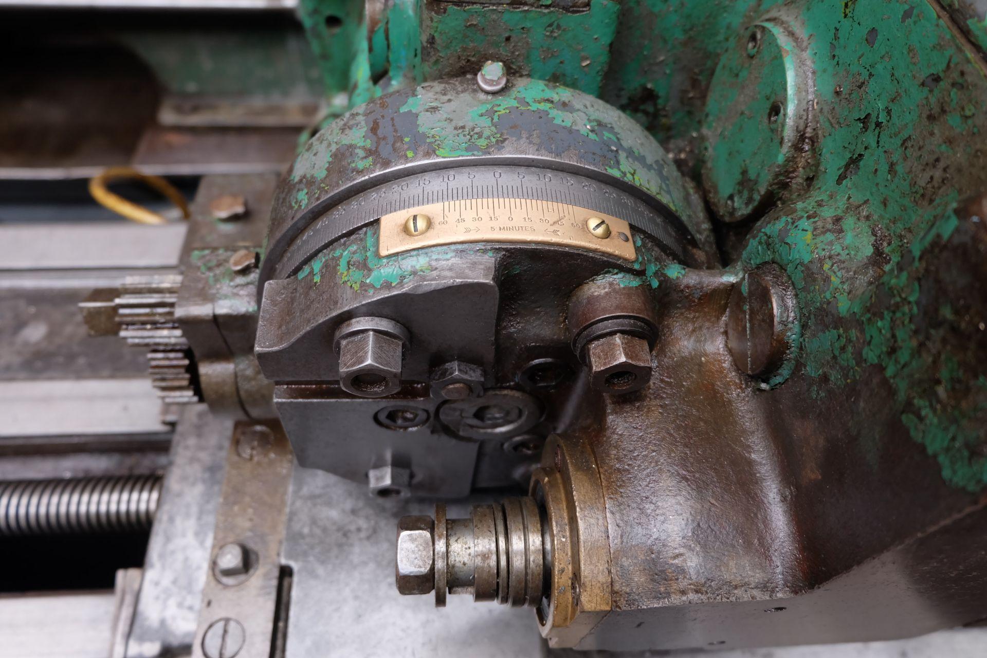 "Pratt & Whitney Model C-M1503 6"" Thread Milling Machine. - Image 5 of 13"
