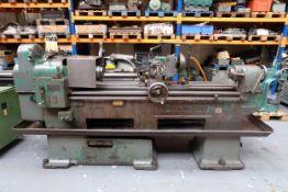 "Pratt & Whitney Model C-M1503 6"" Thread Milling Machine."