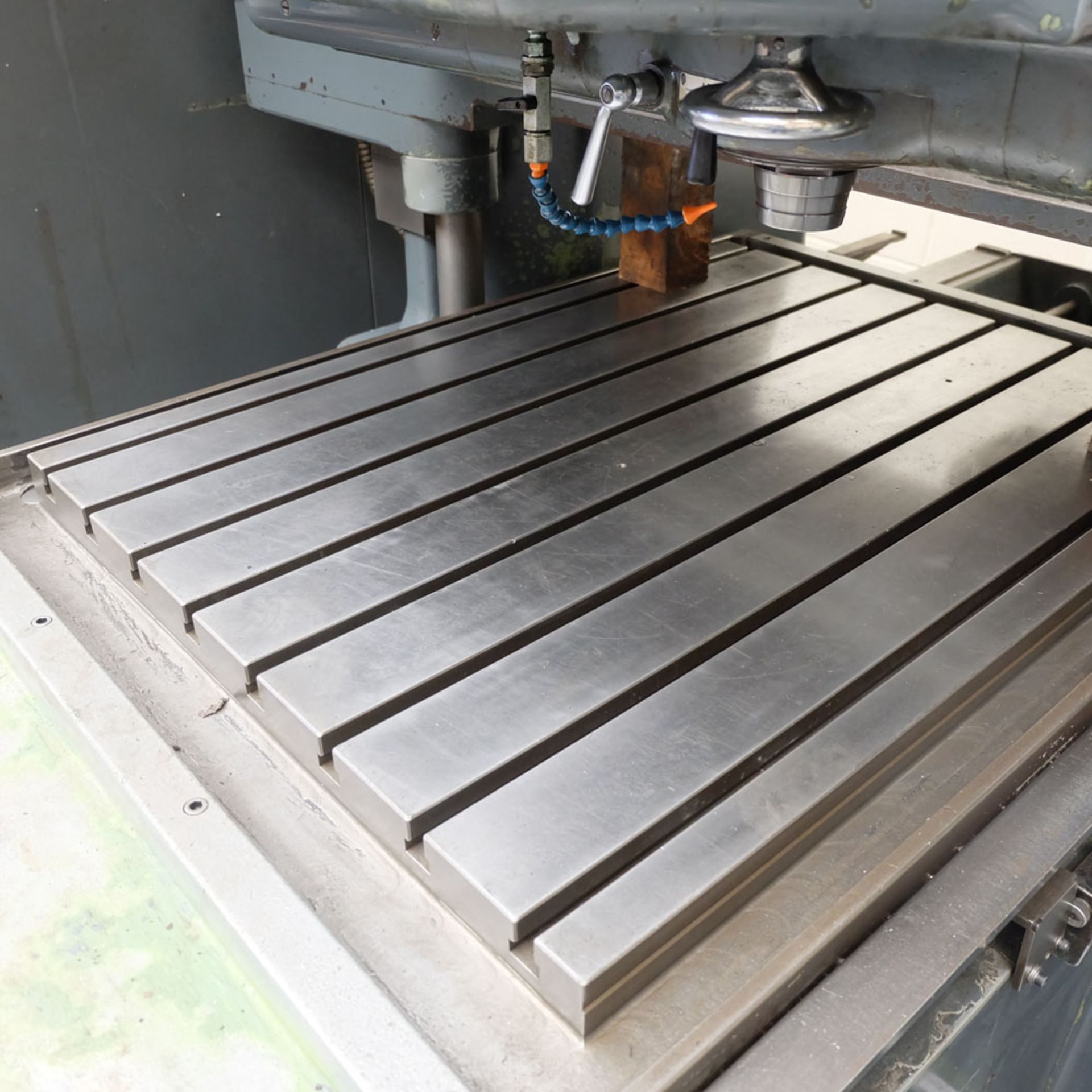 SIP Genevoise Hydroptic - 6A High Precision Jig Boring And Milling Machine. - Image 9 of 25