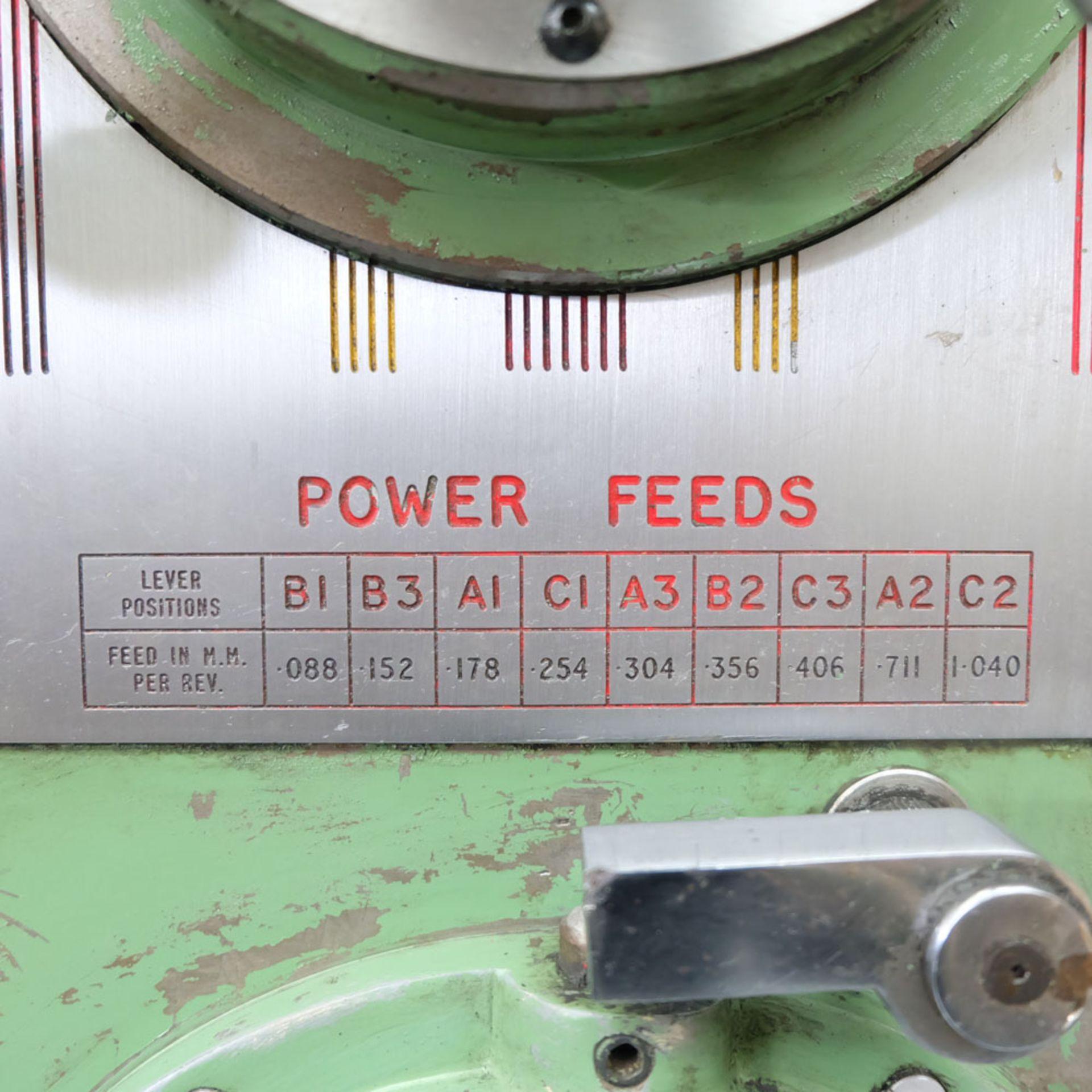 Kitchen-Walker Model E50-1400 4 1/2 FT Radial Alarm Drill. - Image 5 of 16