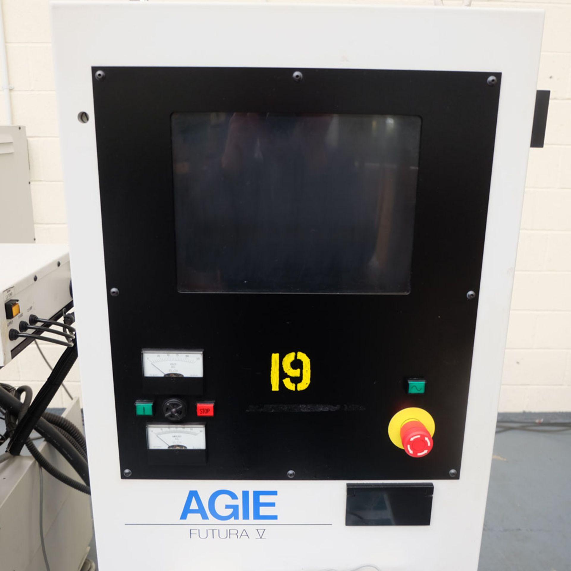 AGIE Mondo Star 20. EDM/Die Sinking Machine With Agie Futura V 1PM Control. - Image 13 of 16