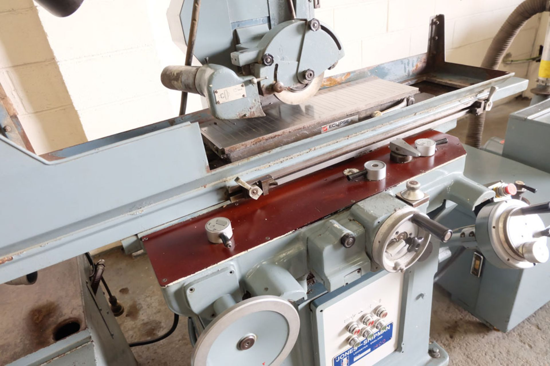 Jones & Shipman 1400P Toolroom Surface Grinder. - Image 4 of 13