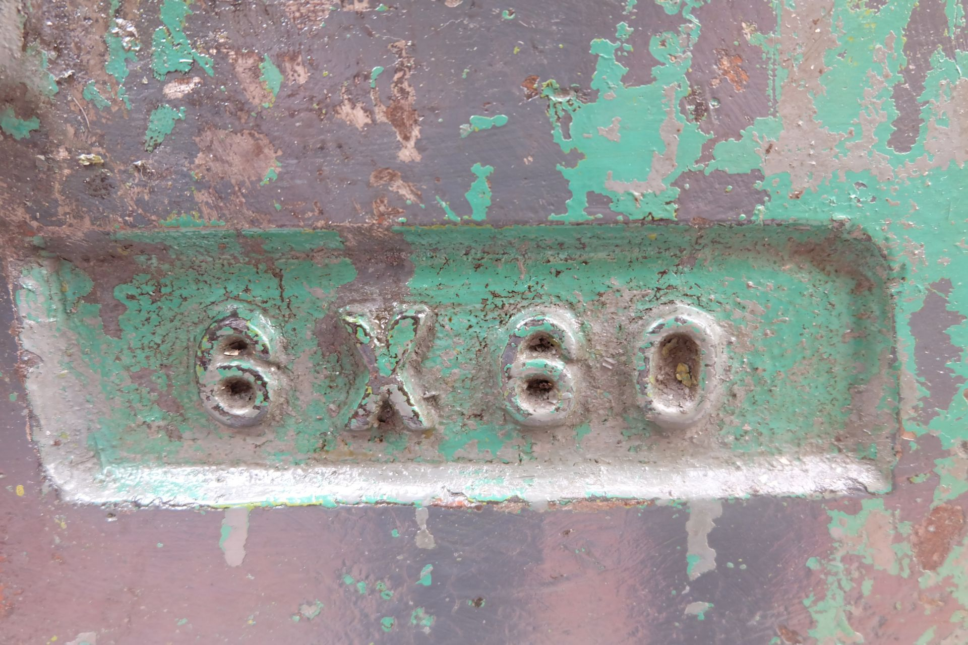 "Pratt & Whitney Model C-M1503 6"" Thread Milling Machine. - Image 9 of 13"