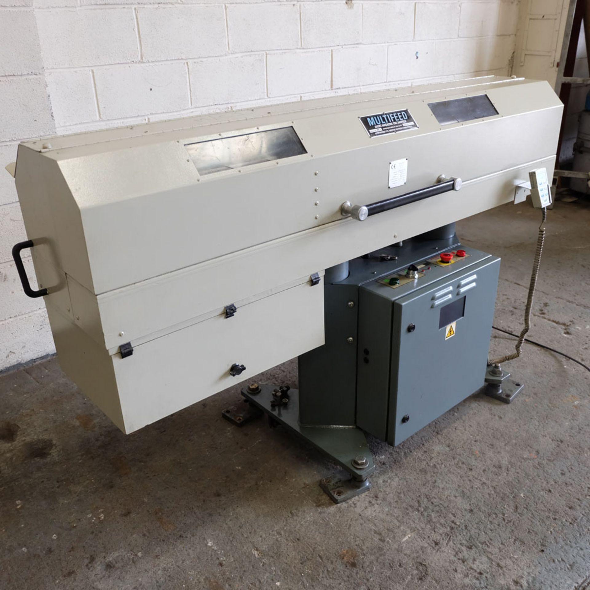 Multifeed Short Magazine CNC BarFeed. Model ML1. 220 Volt. Single Phase. - Image 2 of 9