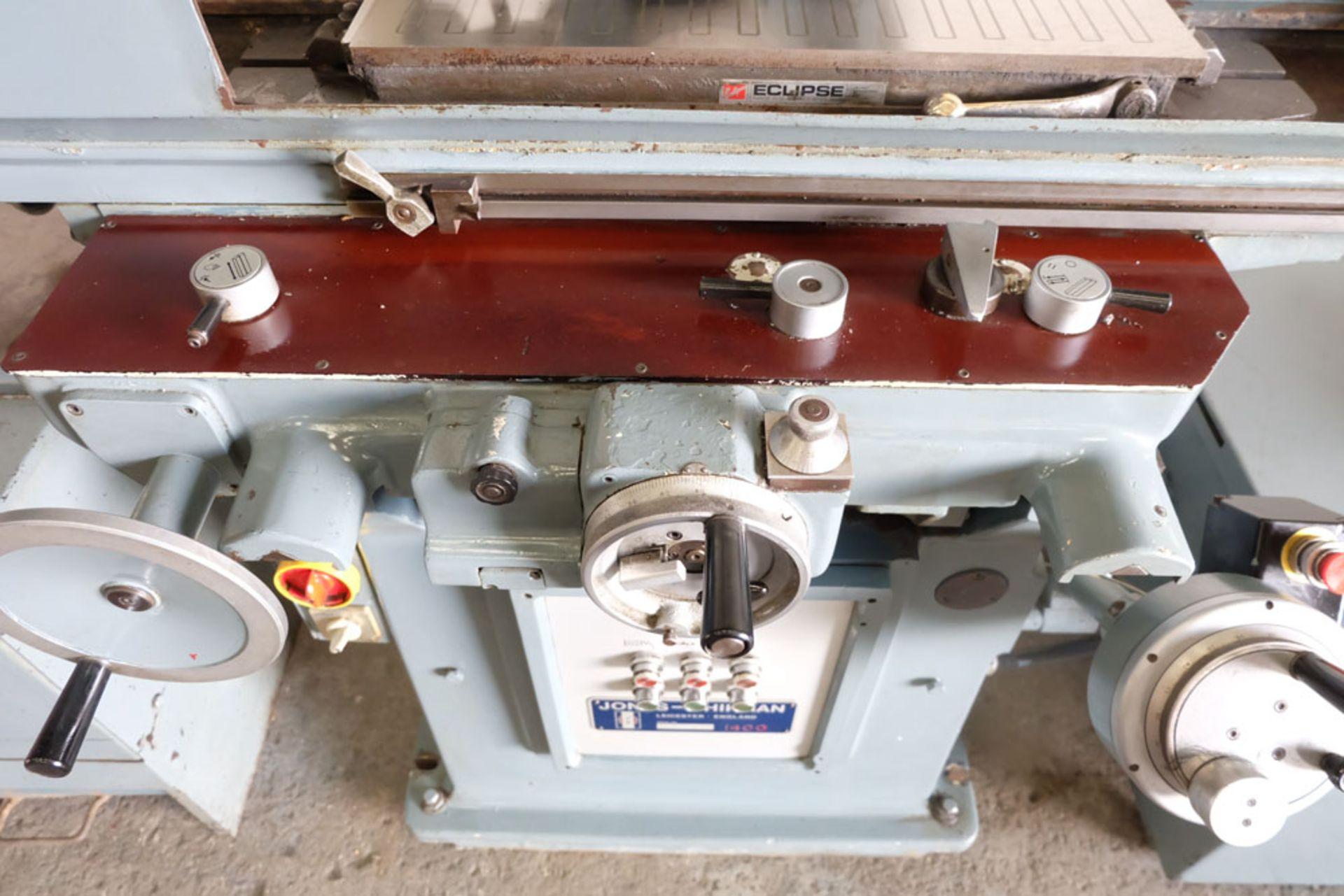 Jones & Shipman 1400P Toolroom Surface Grinder. - Image 8 of 13