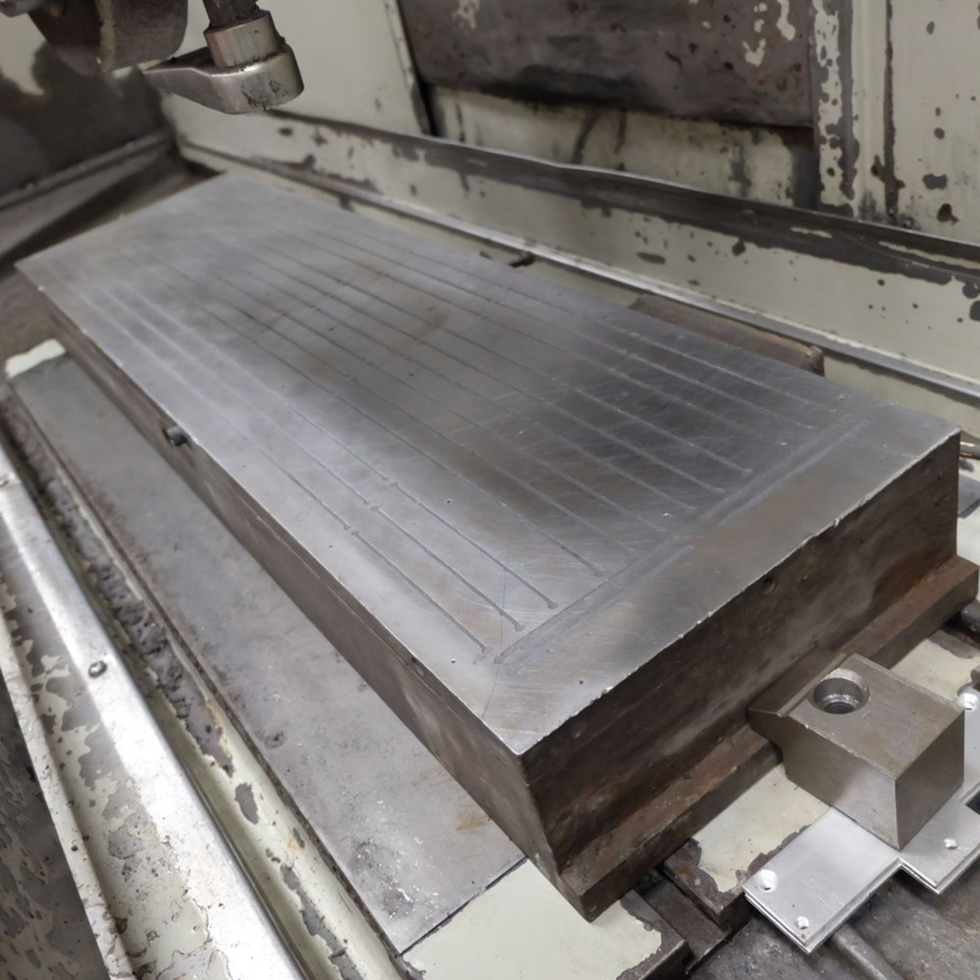 """Okamoto Type ACC-84 DX Precision Surface Grinding Machine. Grinding Capacity: 32"""" x 16""""(805 x 400mm) - Image 2 of 8"""
