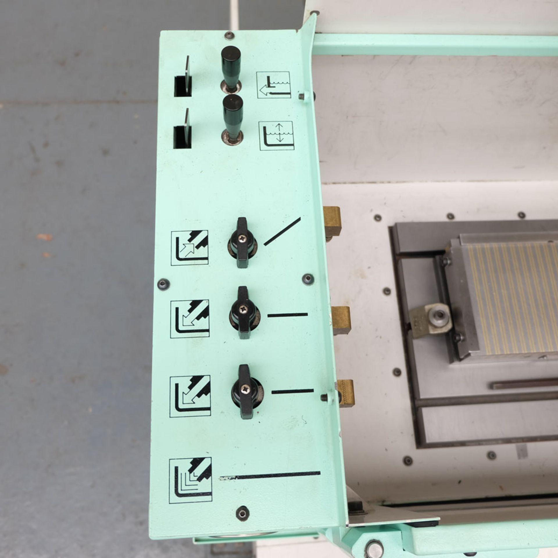AGIE Mondo Star 20. EDM/Die Sinking Machine With Agie Futura V 1PM Control. - Image 4 of 16