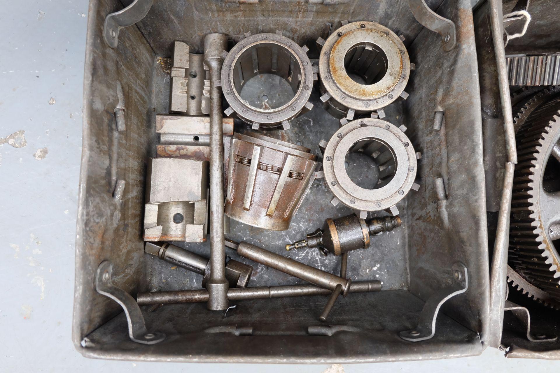 "Pratt & Whitney Model C-M1503 6"" Thread Milling Machine. - Image 12 of 13"