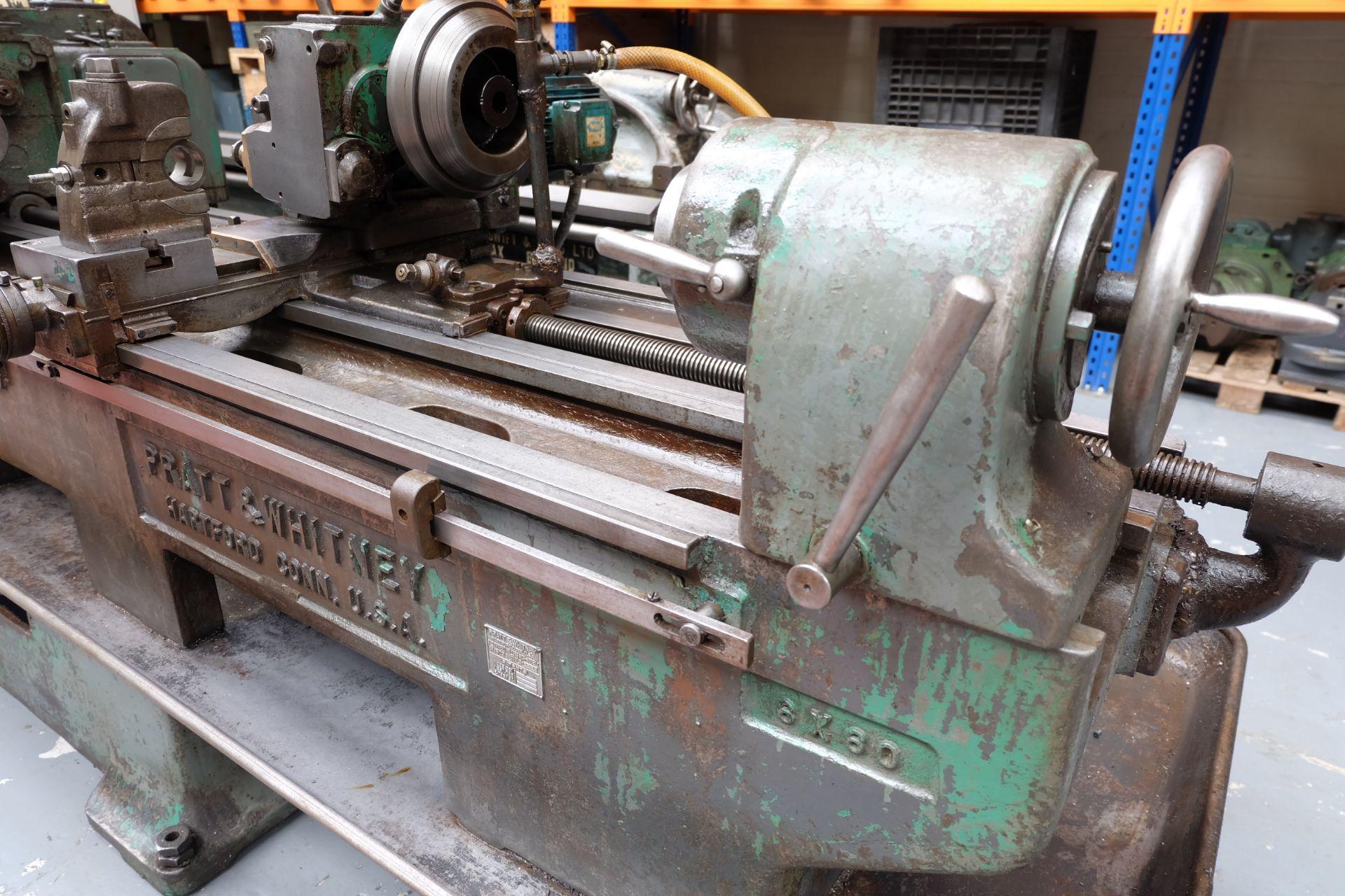 "Pratt & Whitney Model C-M1503 6"" Thread Milling Machine. - Image 7 of 13"