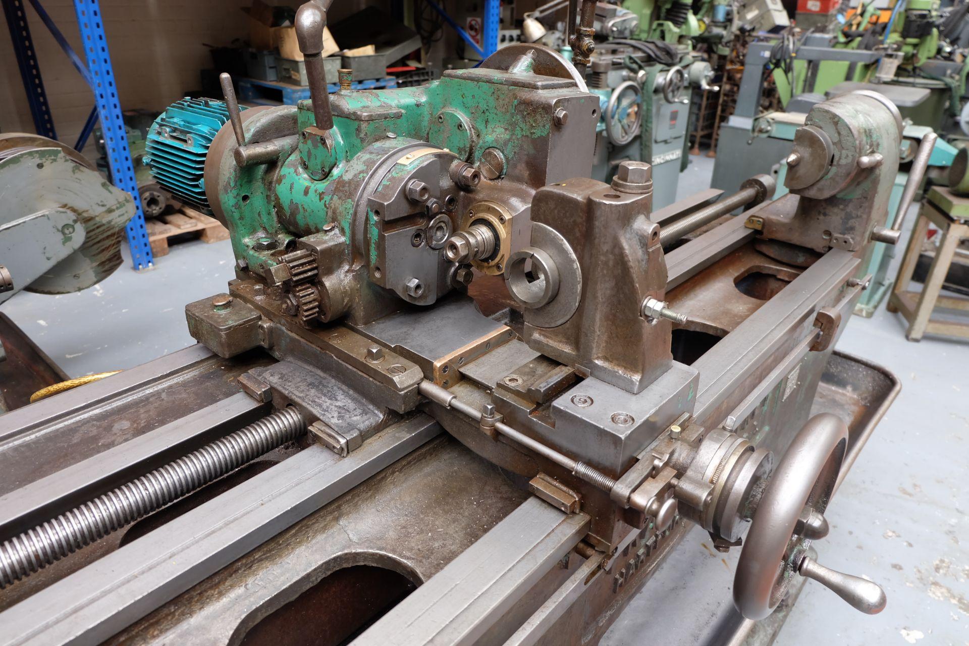 "Pratt & Whitney Model C-M1503 6"" Thread Milling Machine. - Image 4 of 13"