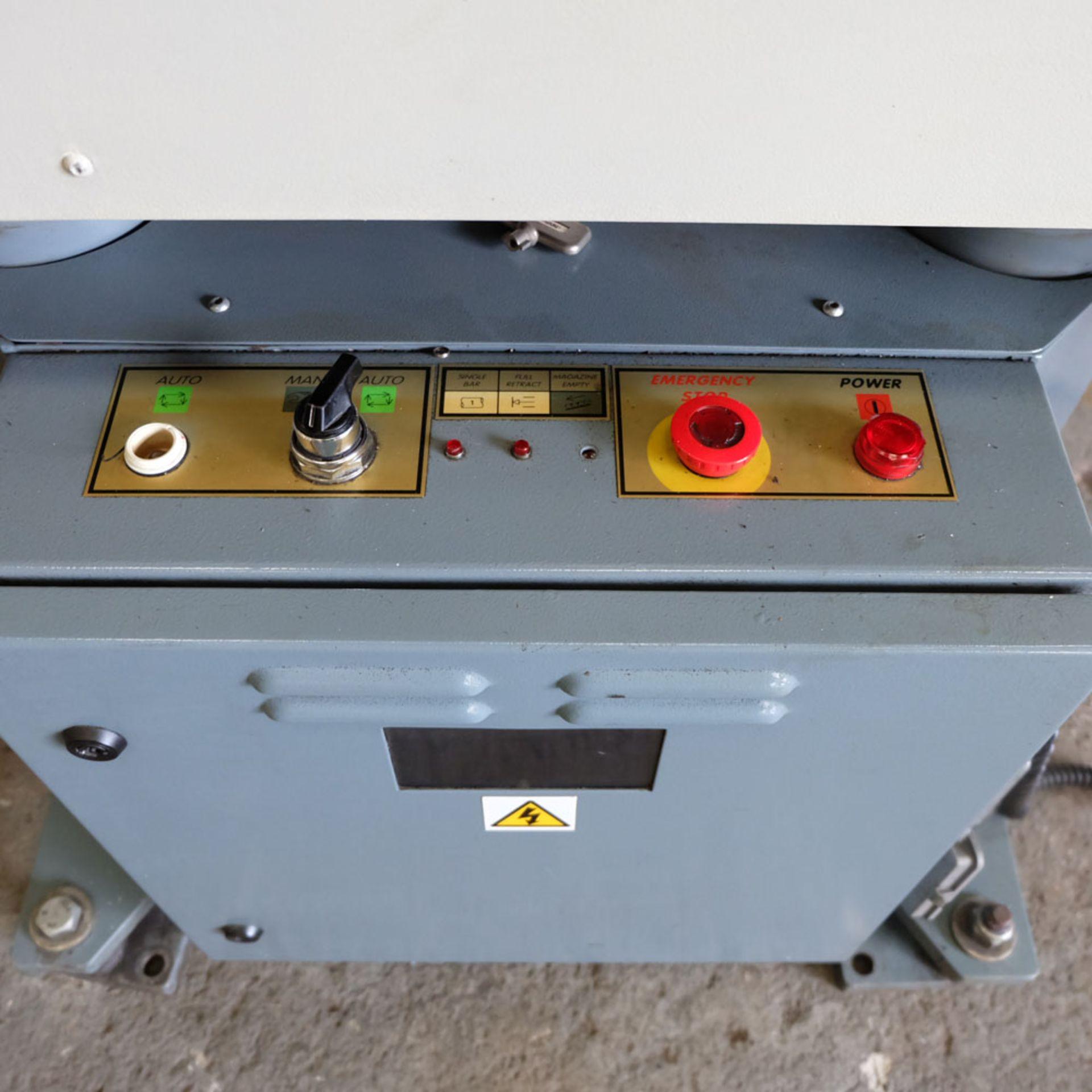 Multifeed Short Magazine CNC BarFeed. Model ML1. 220 Volt. Single Phase. - Image 8 of 9