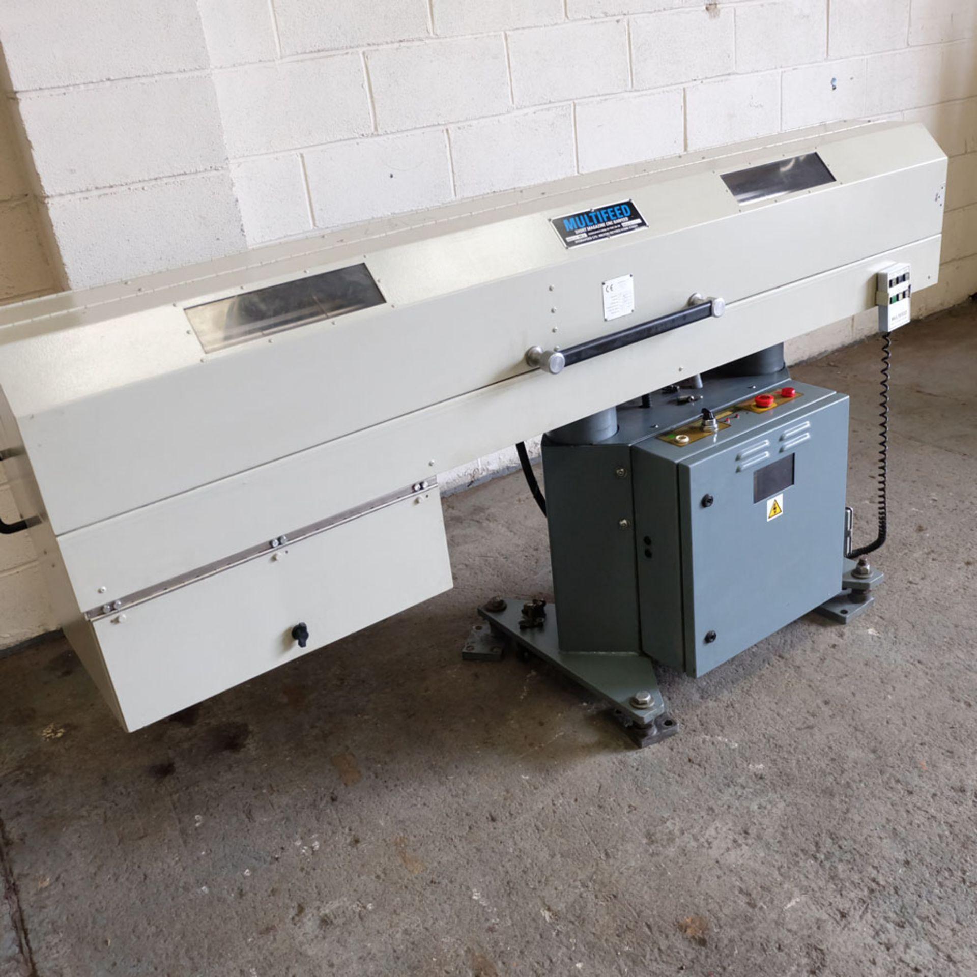 Multifeed Short Magazine CNC BarFeed. Model ML1. 220 Volt. Single Phase. - Image 3 of 9