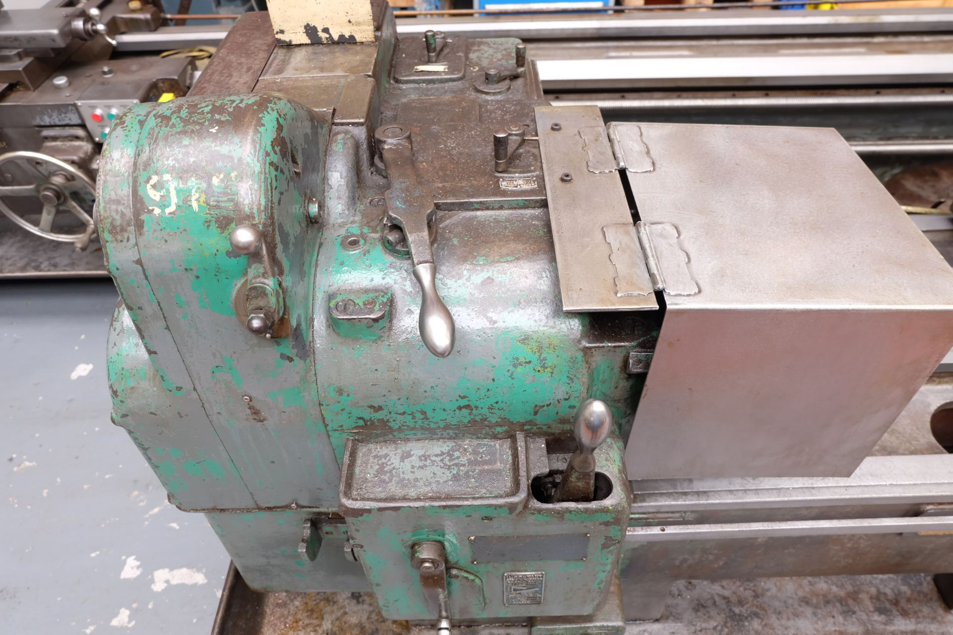 "Pratt & Whitney Model C-M1503 6"" Thread Milling Machine. - Image 2 of 13"