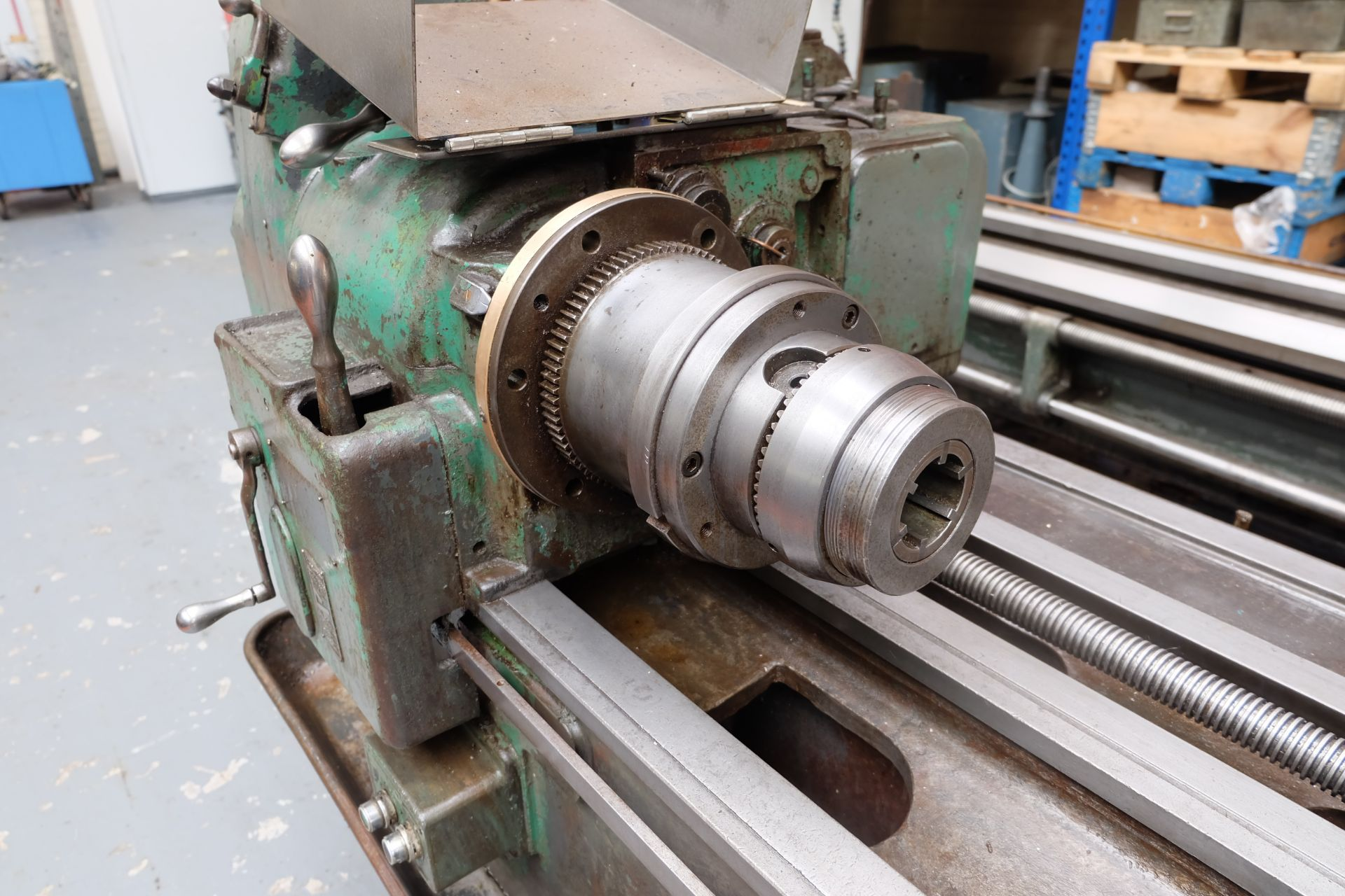 "Pratt & Whitney Model C-M1503 6"" Thread Milling Machine. - Image 3 of 13"