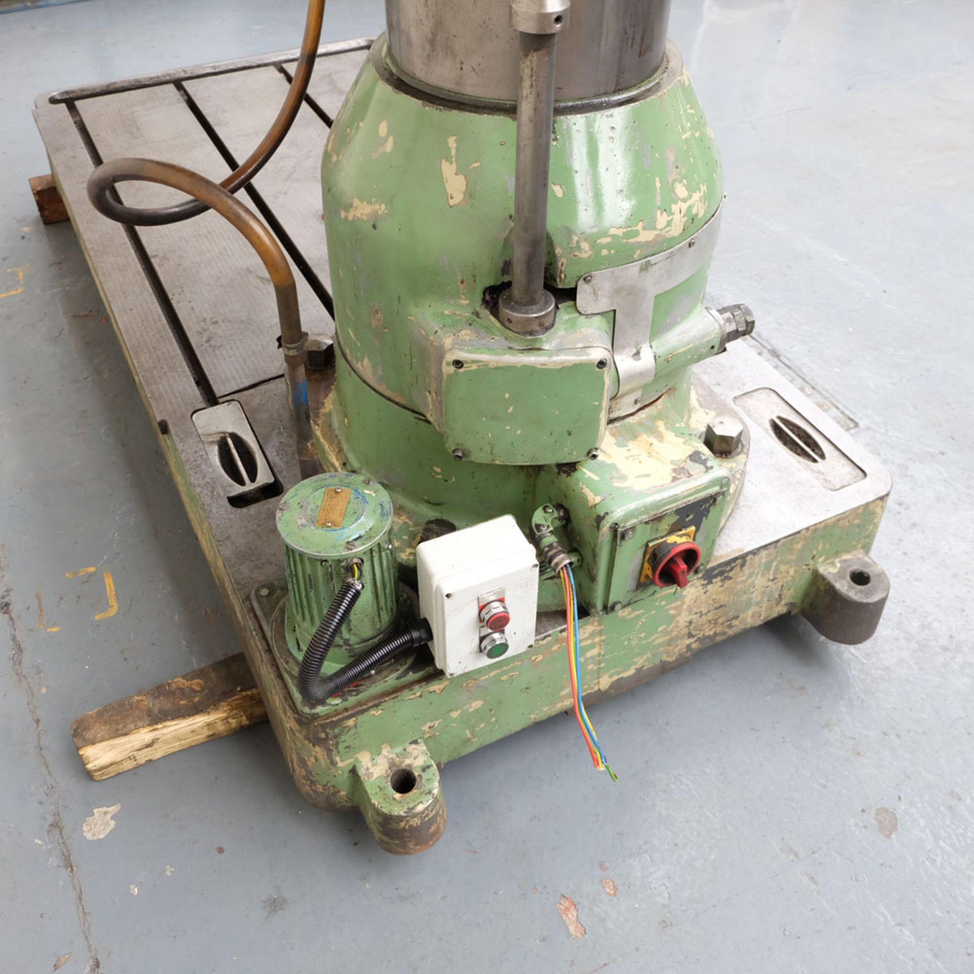 Kitchen-Walker Model E50-1400 4 1/2 FT Radial Alarm Drill. - Image 13 of 16