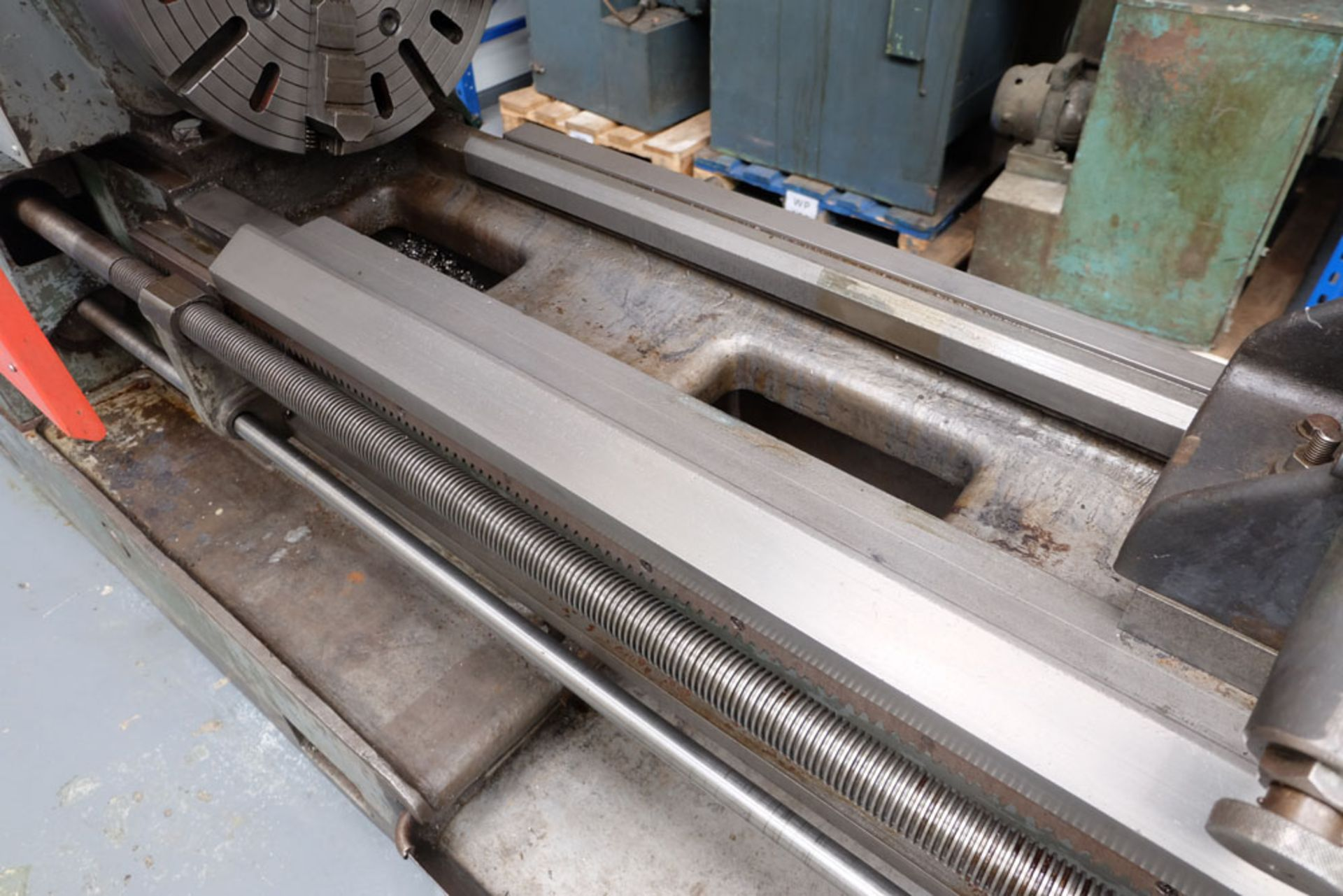 """Swift Type 11B SS and SC Centre Lathe. Between Centres 25'. Swing Over Bed 22"""". - Image 13 of 18"""