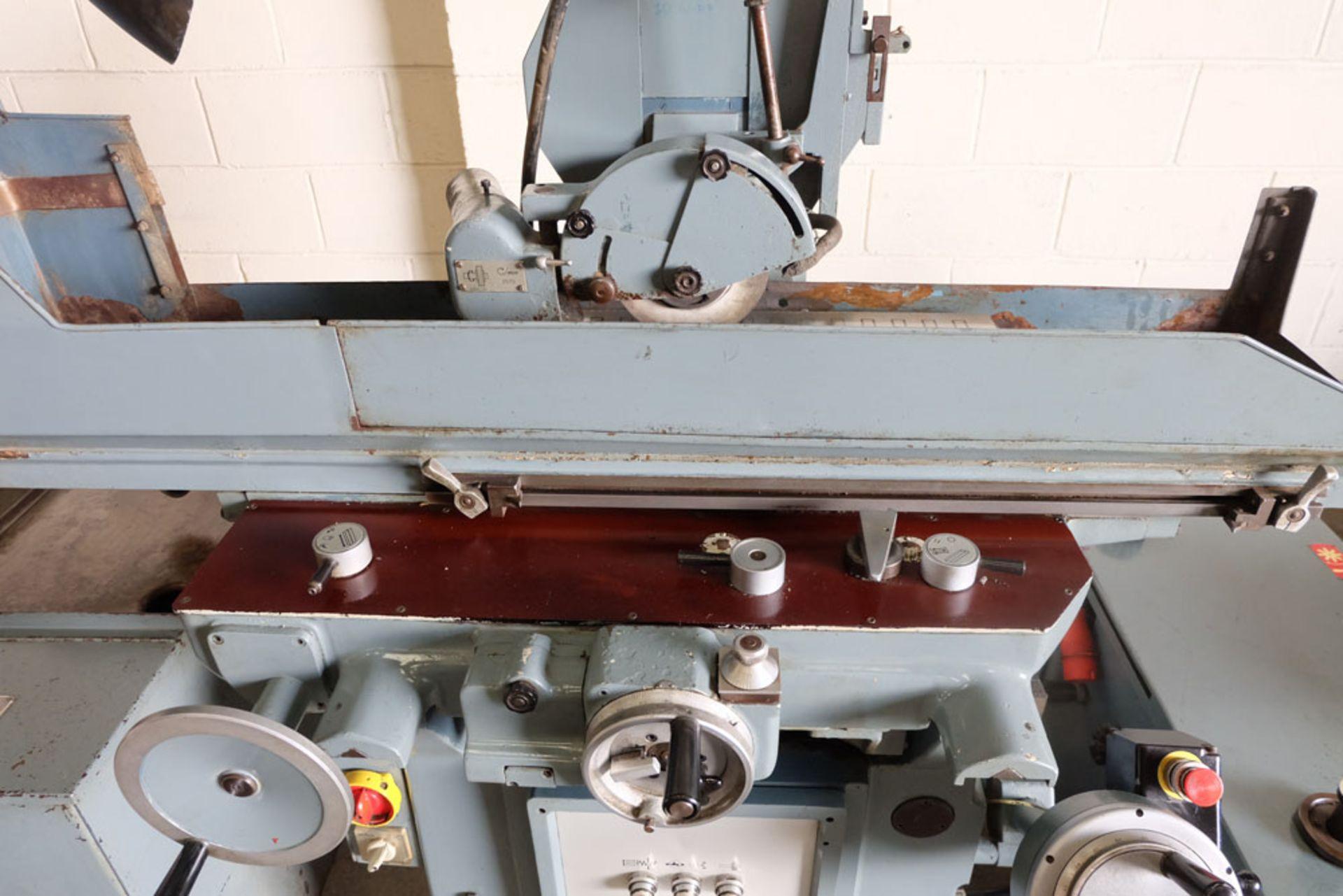Jones & Shipman 1400P Toolroom Surface Grinder. - Image 9 of 13
