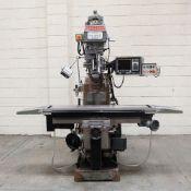 XYZ Pro 3000 Model KR-V3000 SLV Manual/CNC Turret Milling Machine.