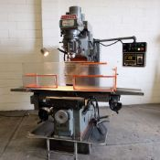 XYZ 4000 Proto Trak MX2 2 Axis CNC Bed Milling Machine. Table Size: 1480mm x 360mm. Taper 40 ISO.