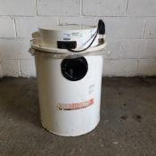 Axminster WV2 Dust Extractor. 240V. Max Power 2000W.