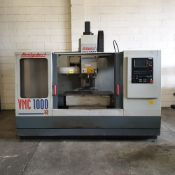 Bridgeport VMC 1000/22 Vertical Machining Centre. Table 1150 x 490mm.