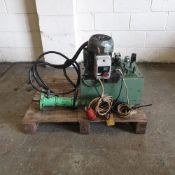 Hydraulic Power Pack. 3 Phase.