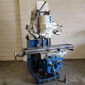 "Cincinatti 5VE-12 HD Vertical Milling Machine. Table 60' x 14""."