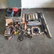 Miscellaneous Welding Equipment Incuding Clarke Weld 150 Arc-Tig Welder.