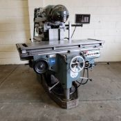 Huron NU4 Toolroom Universal Milling Machine. Table Size: 1435mm x 460mm.