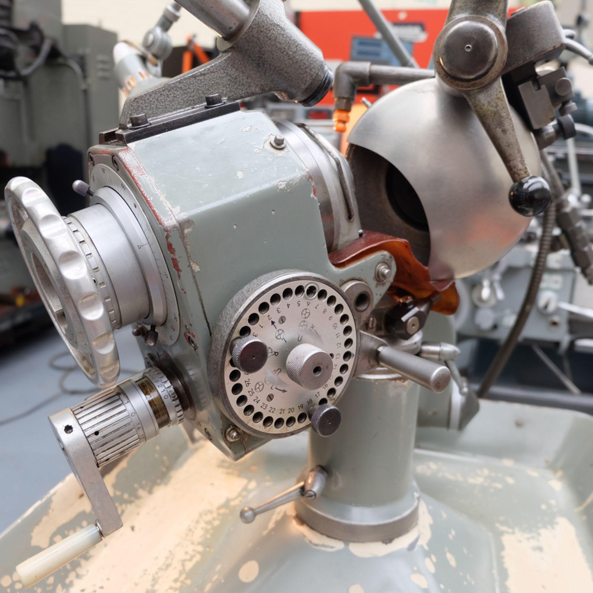 Christen Type 2-32 Twist Drill Grinding Machine. - Image 4 of 14