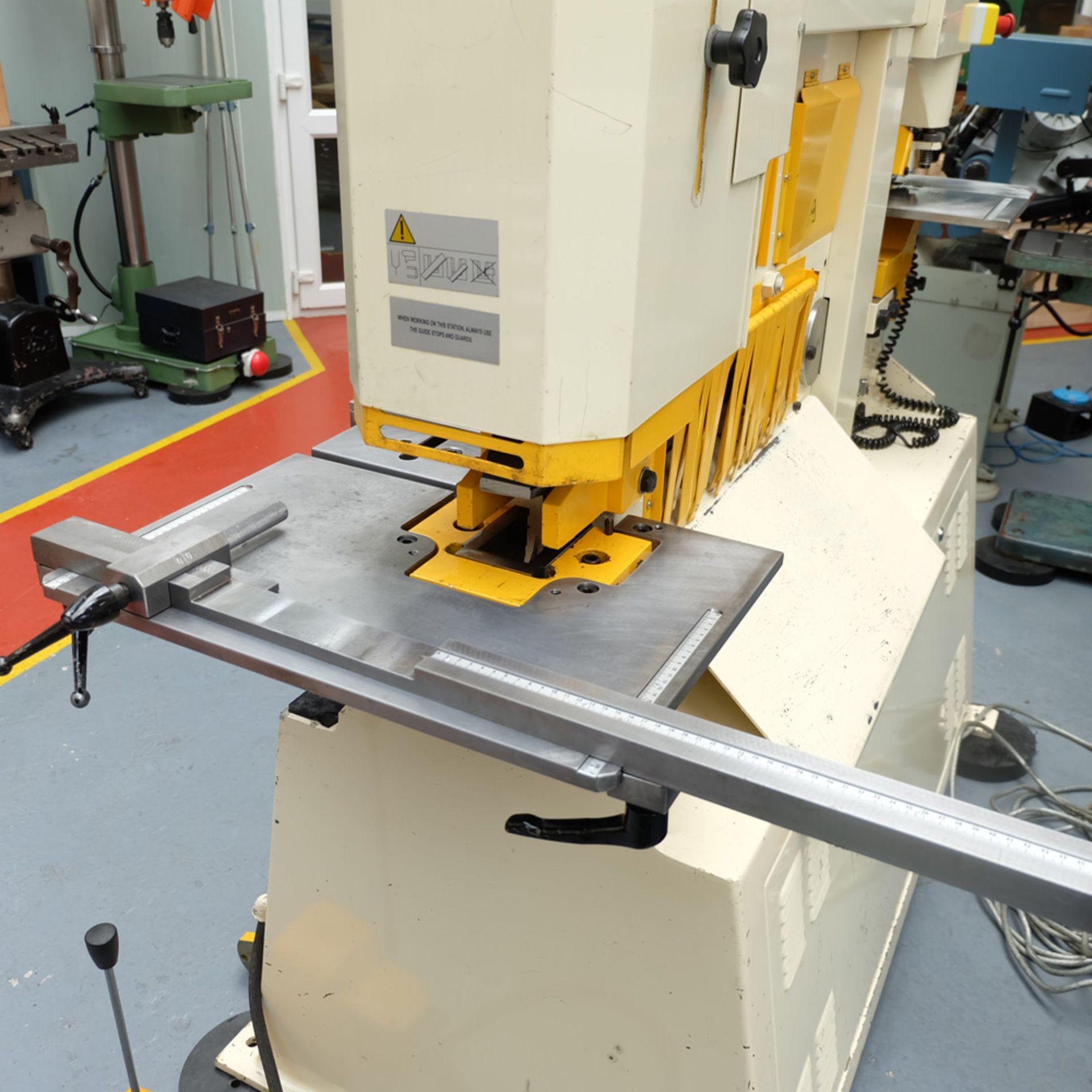 GEKA Model HYD 80/A Universal Steelworker - Image 7 of 21