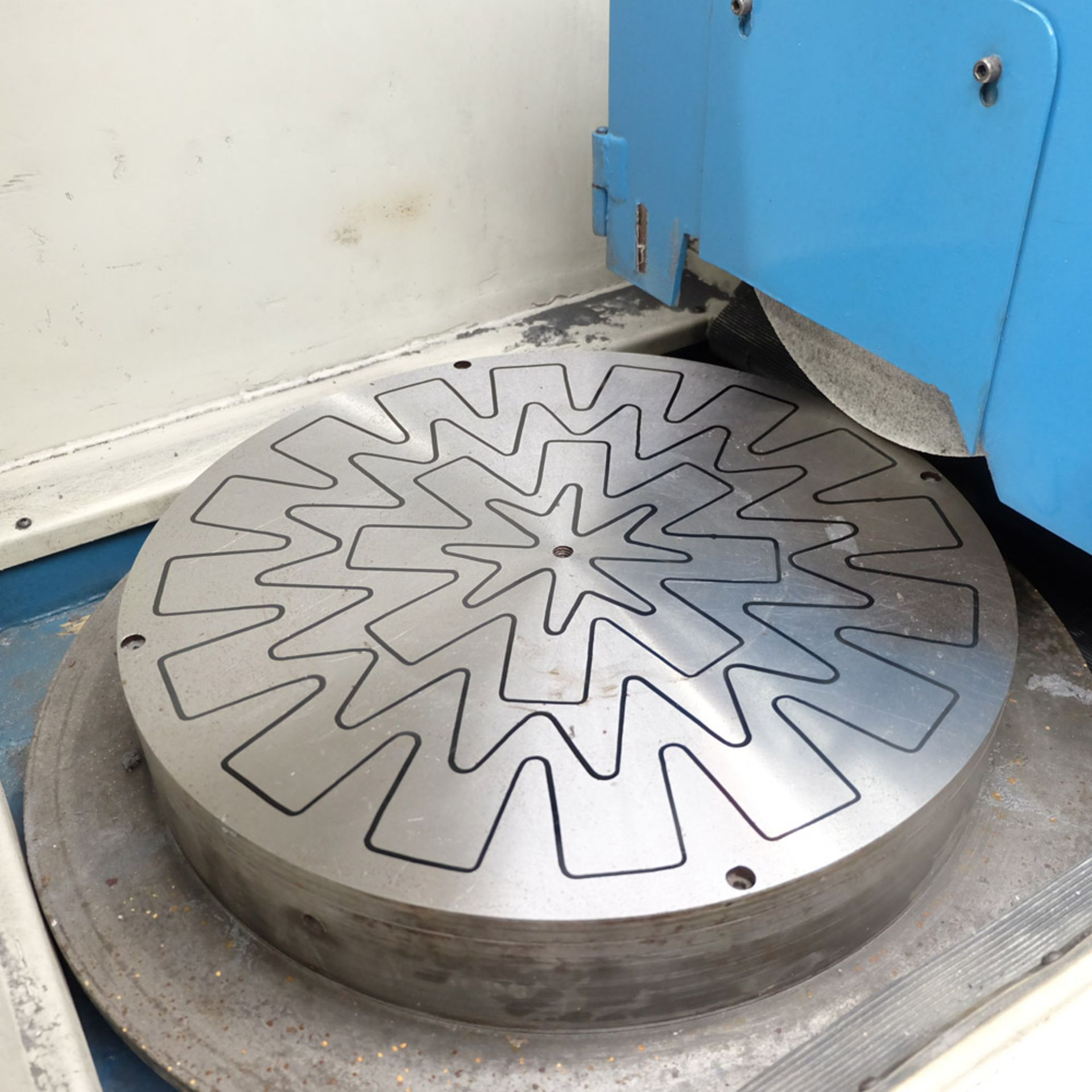 Abwood Type RG1 Tool Room Ring Grinder. Table Size 500mm. Magnetic Chuck 500mm. - Image 2 of 8