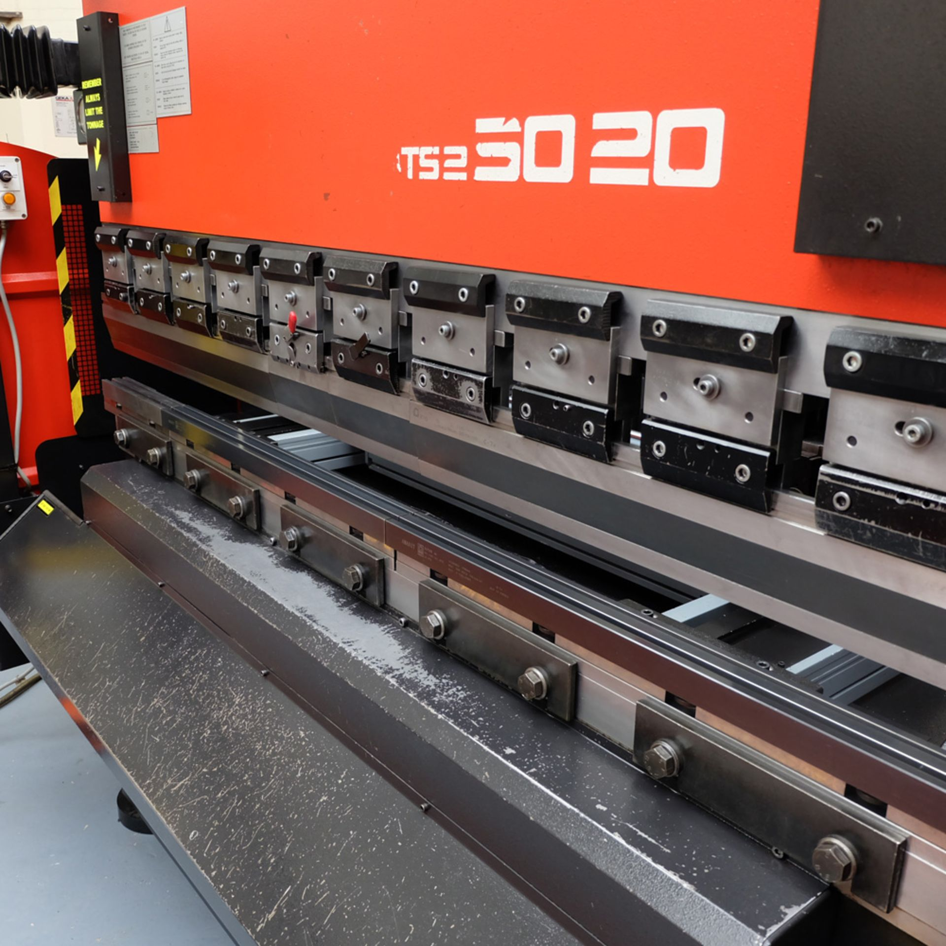 Amada Promecan ITS2 Hydraulic Upstroke Press Brake - Image 2 of 14