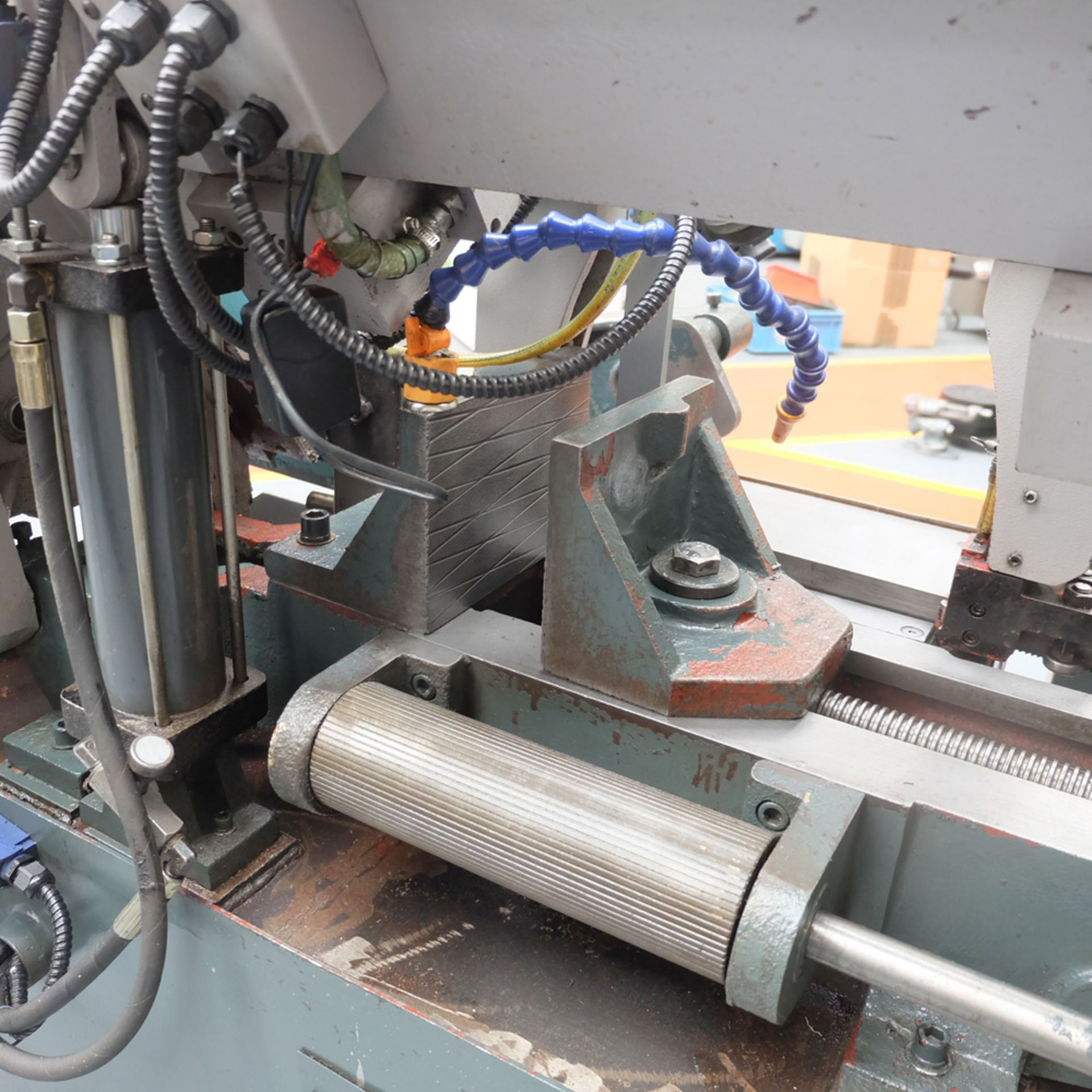 Julihuang By Addison Model S280 MKII Semi-Auto Horizontal Bandsaw. - Image 8 of 9