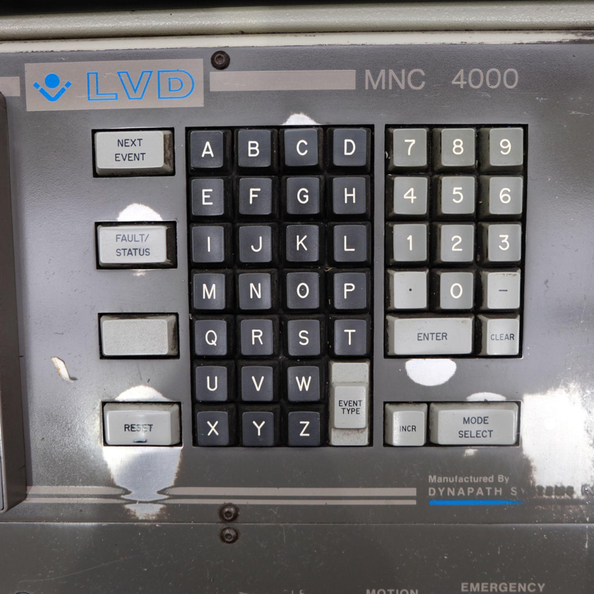 LVD Shape Delta 1000 Thick CNC Turret Punching Machine. - Image 9 of 18