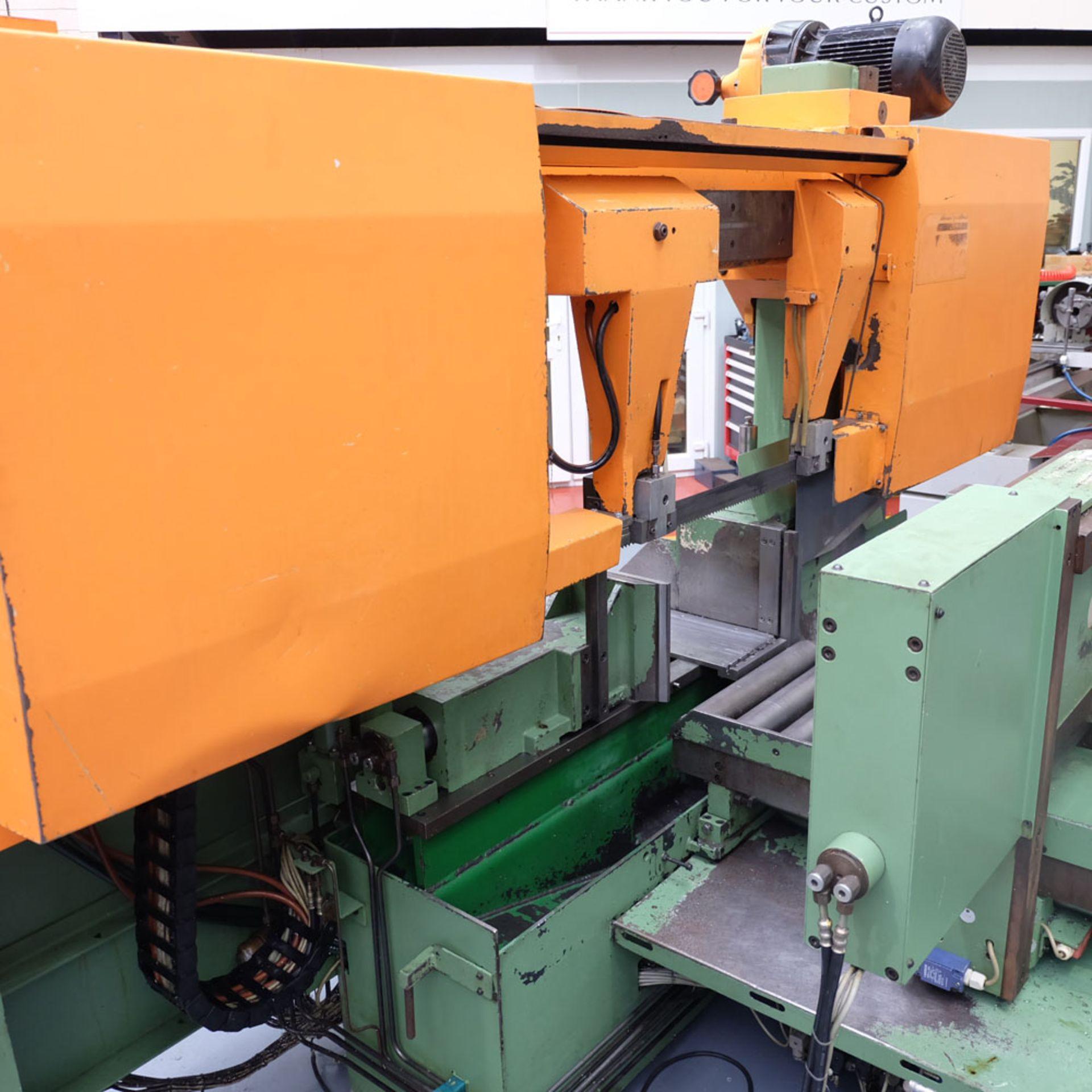 Kasto HBA 420 AU Heavy Duty Automatic Horizontal Band Sawing Machine. - Image 7 of 7