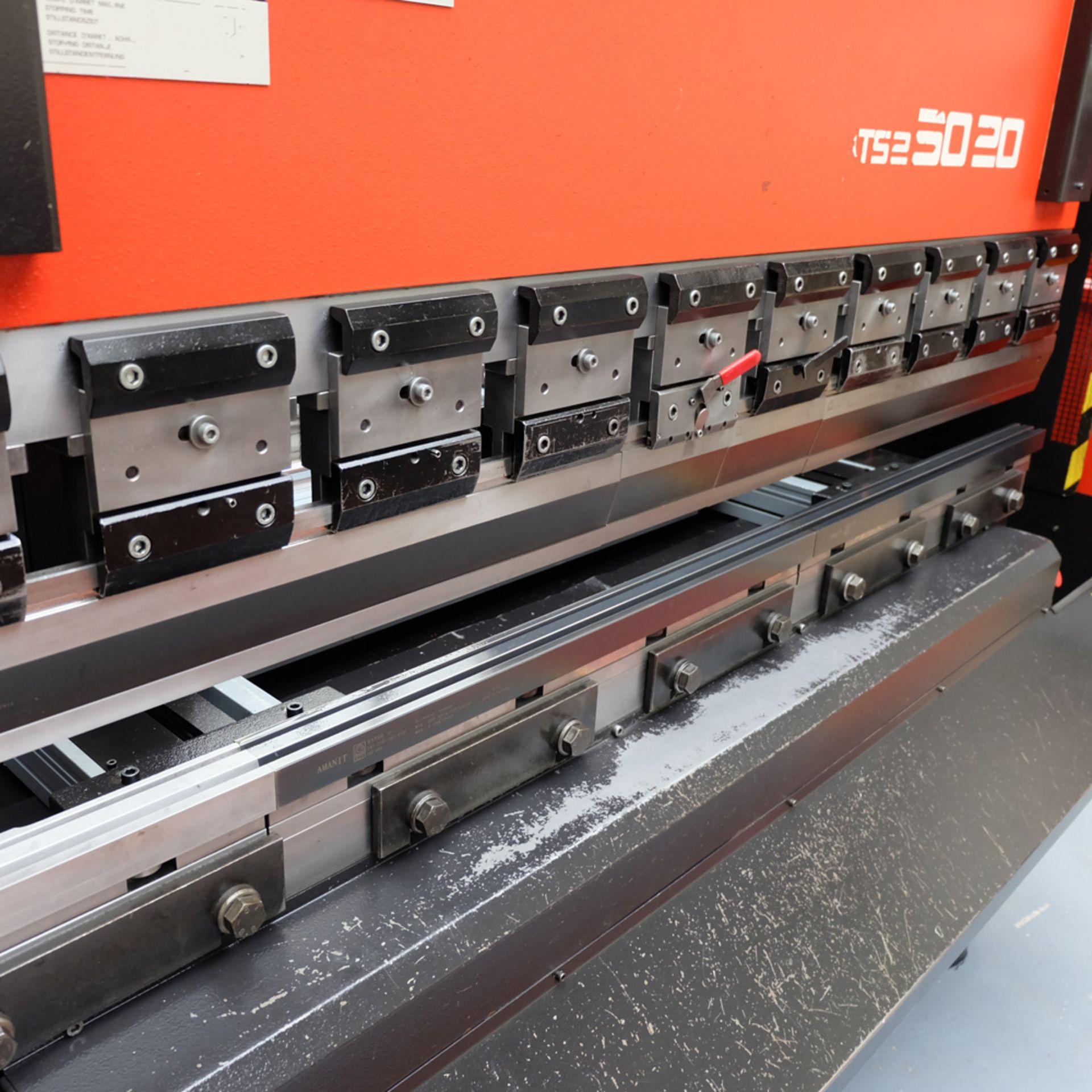 Amada Promecan ITS2 Hydraulic Upstroke Press Brake - Image 3 of 14