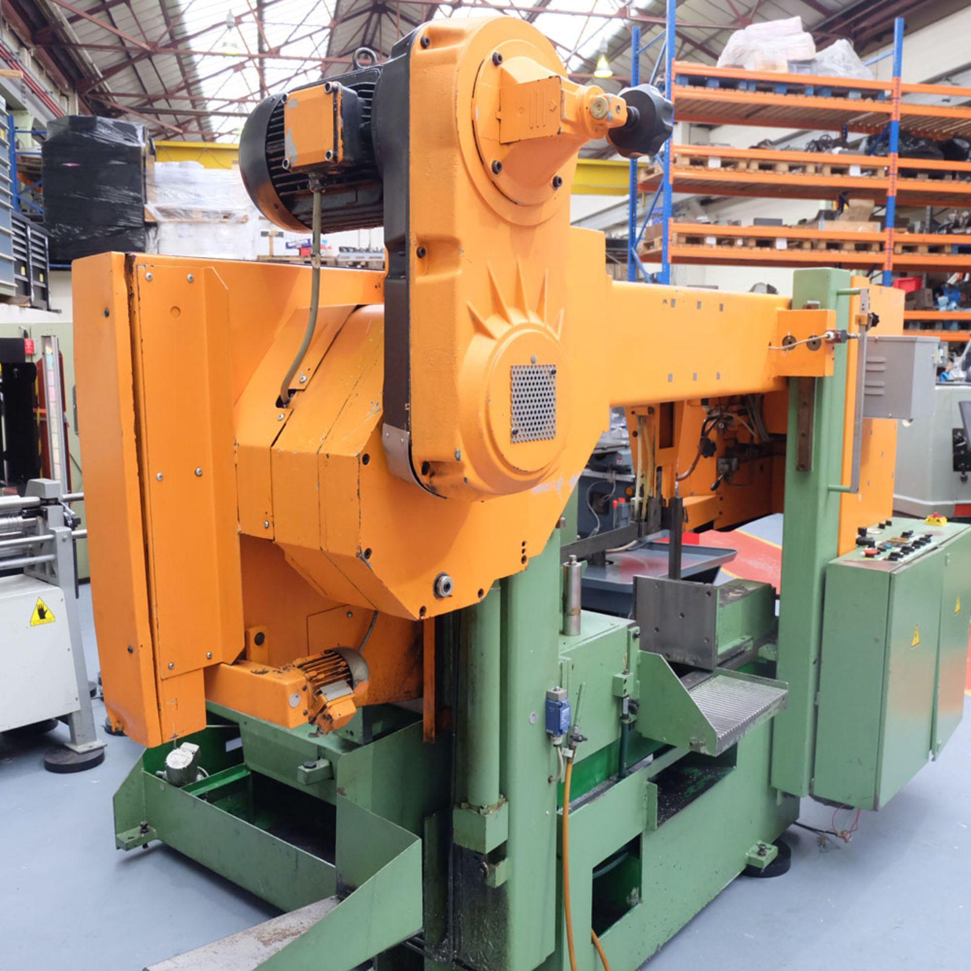 Kasto HBA 420 AU Heavy Duty Automatic Horizontal Band Sawing Machine. - Image 4 of 7