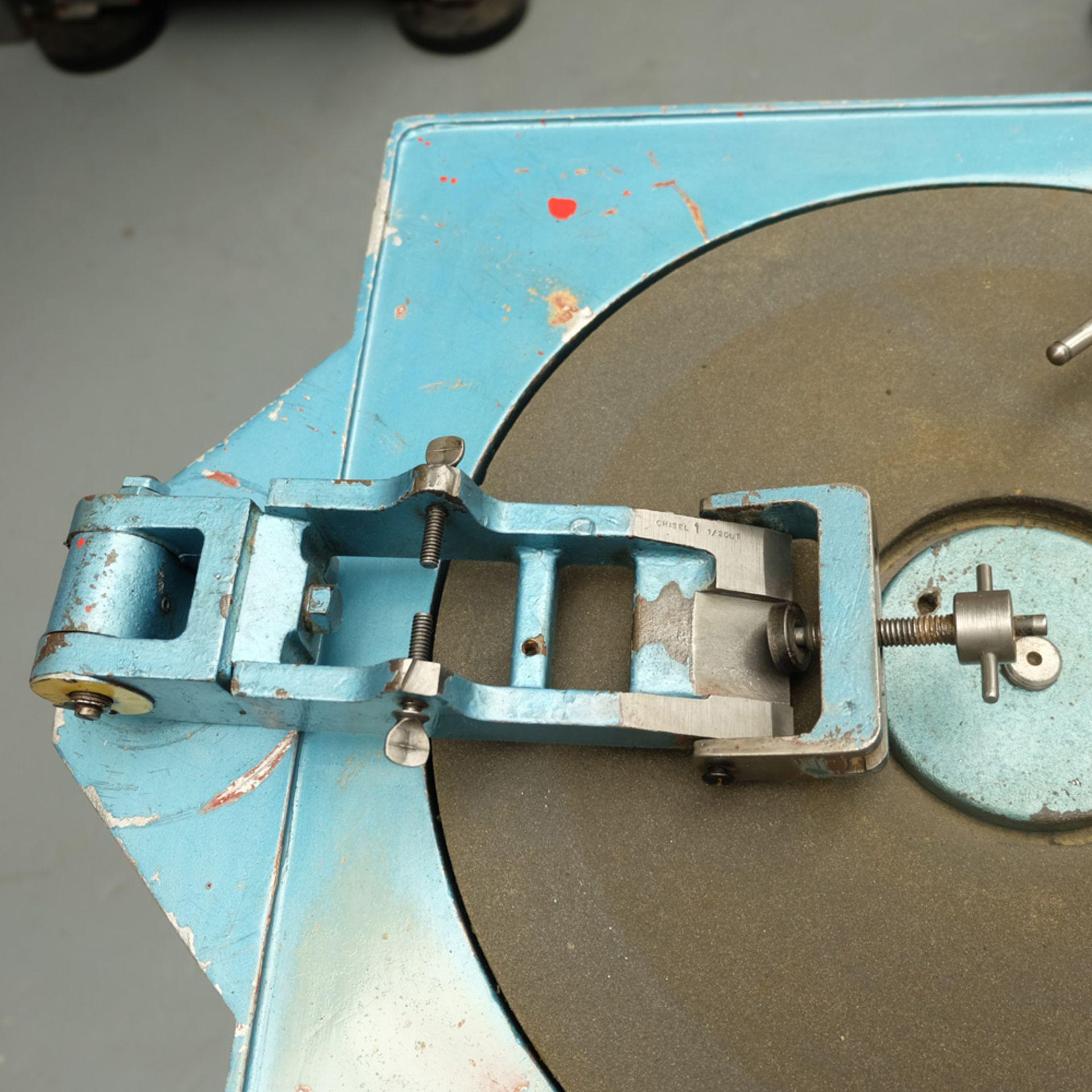 Viceroy Sharpedge Model TDS 12/16 Edge Tool Sharpening Machine. - Image 3 of 6