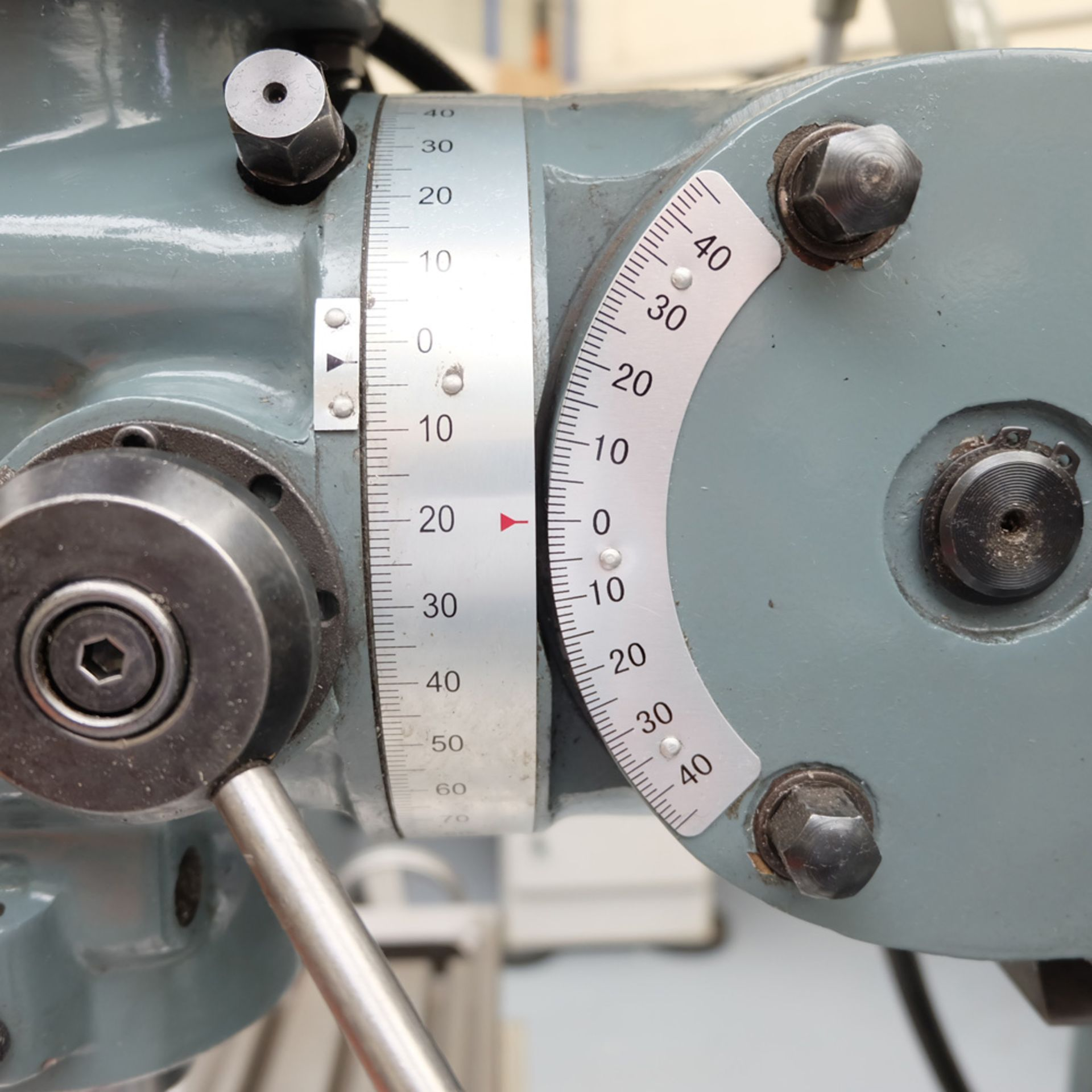 Braithwaite Model 6323B 3HP Vari Speed Turret Mill. - Image 11 of 20