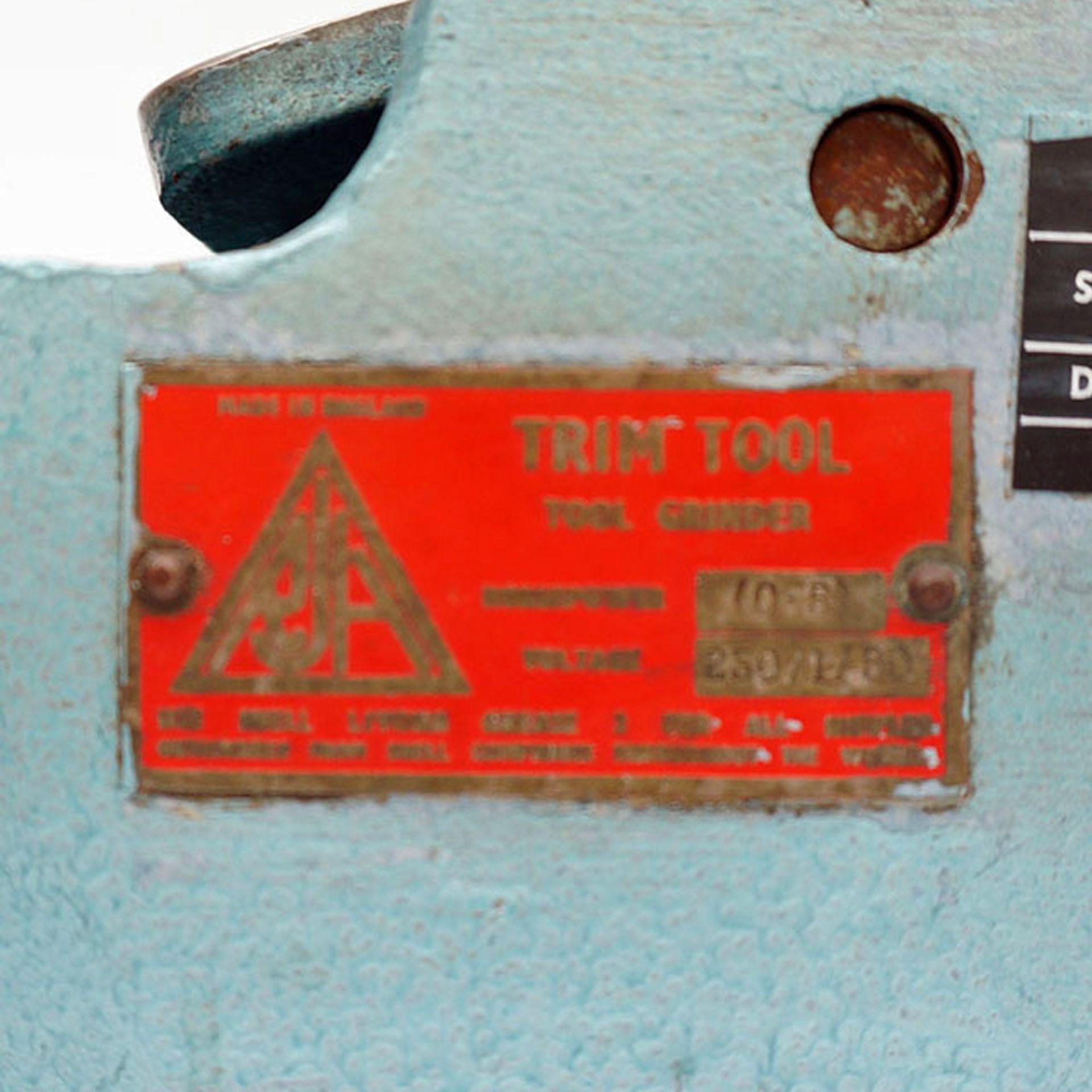 RJH Trim Tool Bench Top Lapper. - Image 4 of 4