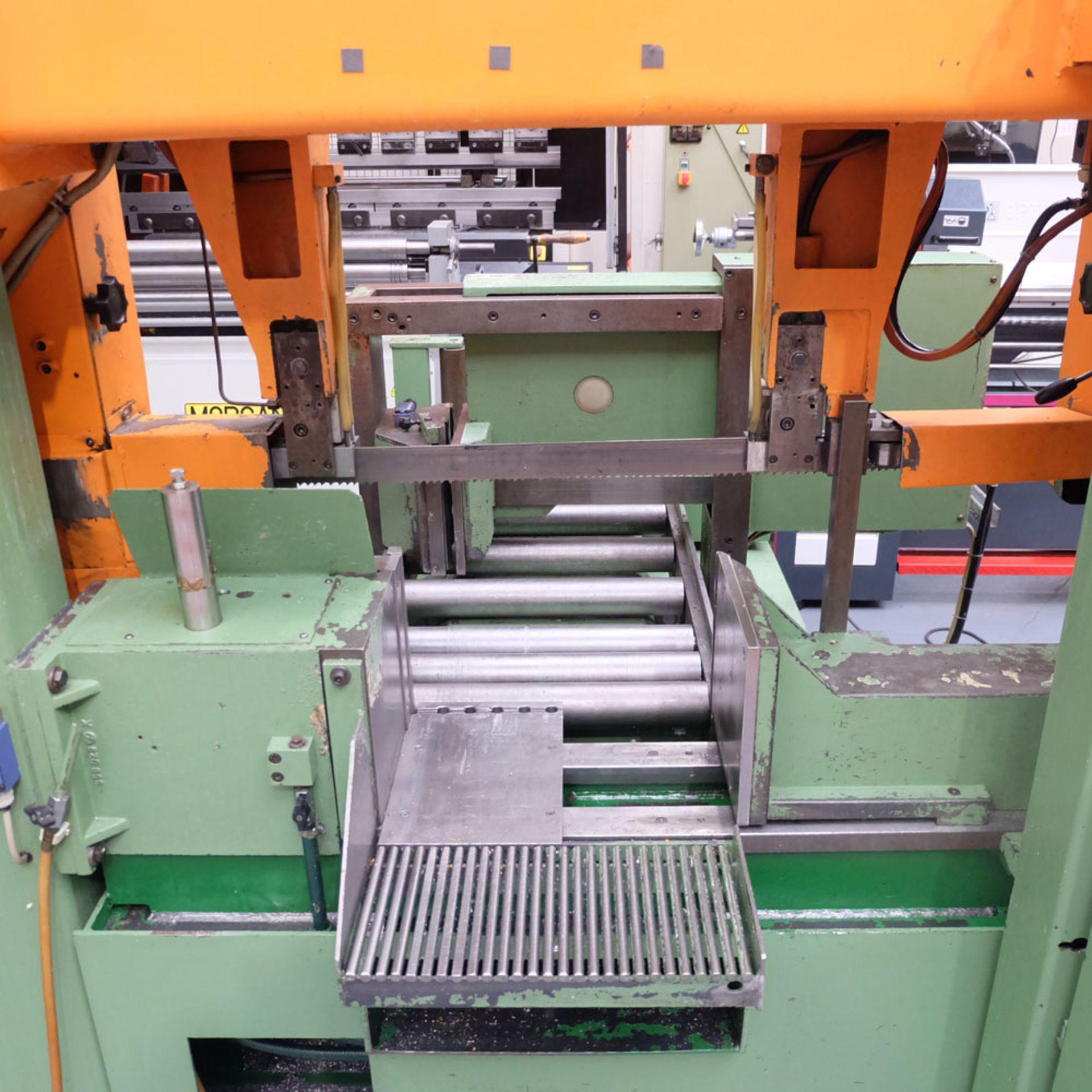 Kasto HBA 420 AU Heavy Duty Automatic Horizontal Band Sawing Machine. - Image 2 of 7