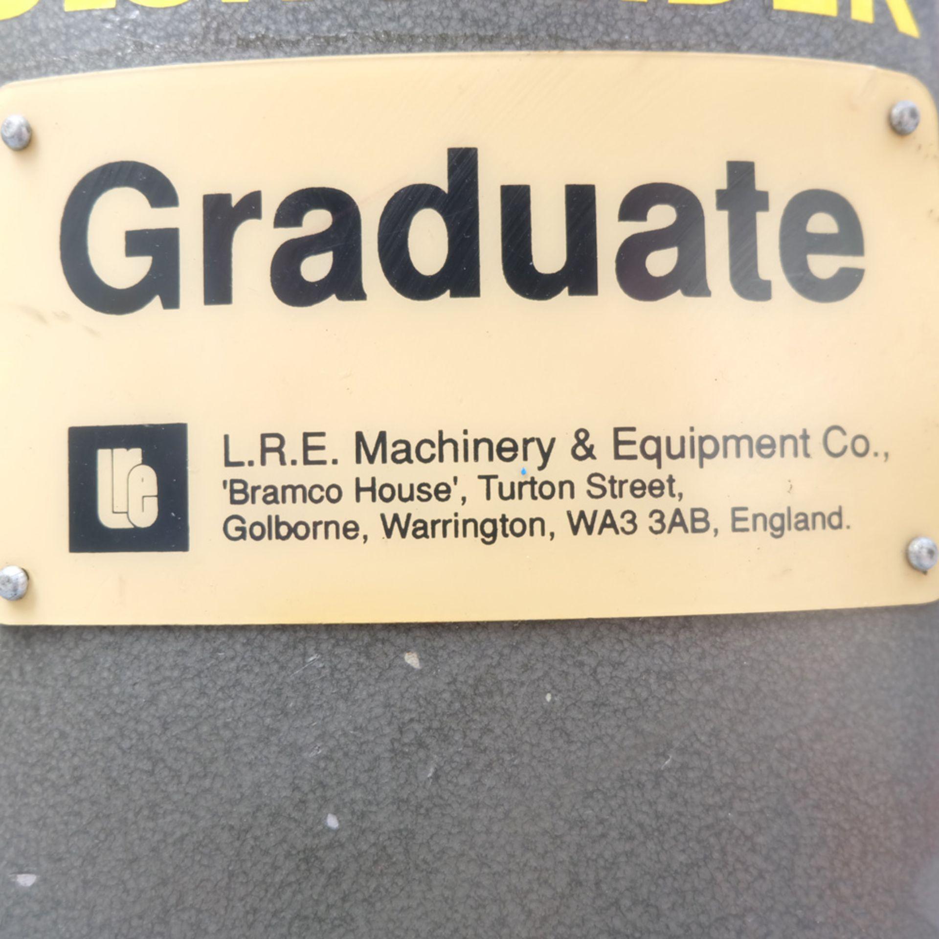 Harrison Union Graduate Short Bed Wood Lathe. - Image 8 of 8