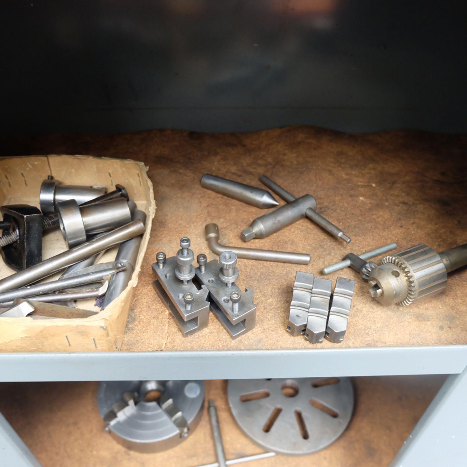 Myford Super 7 Model Makers Centre Lathe. - Image 15 of 17