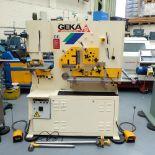 GEKA Model HYD 80/A Universal Steelworker