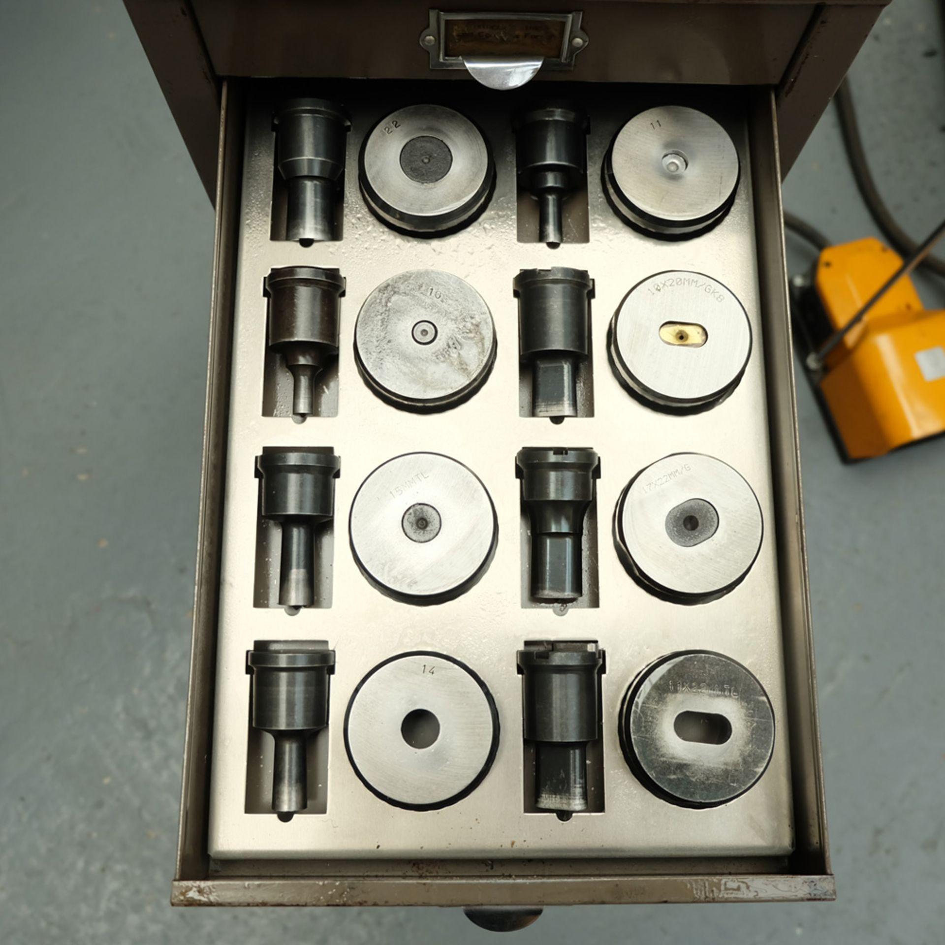 GEKA Model HYD 80/A Universal Steelworker - Image 17 of 21