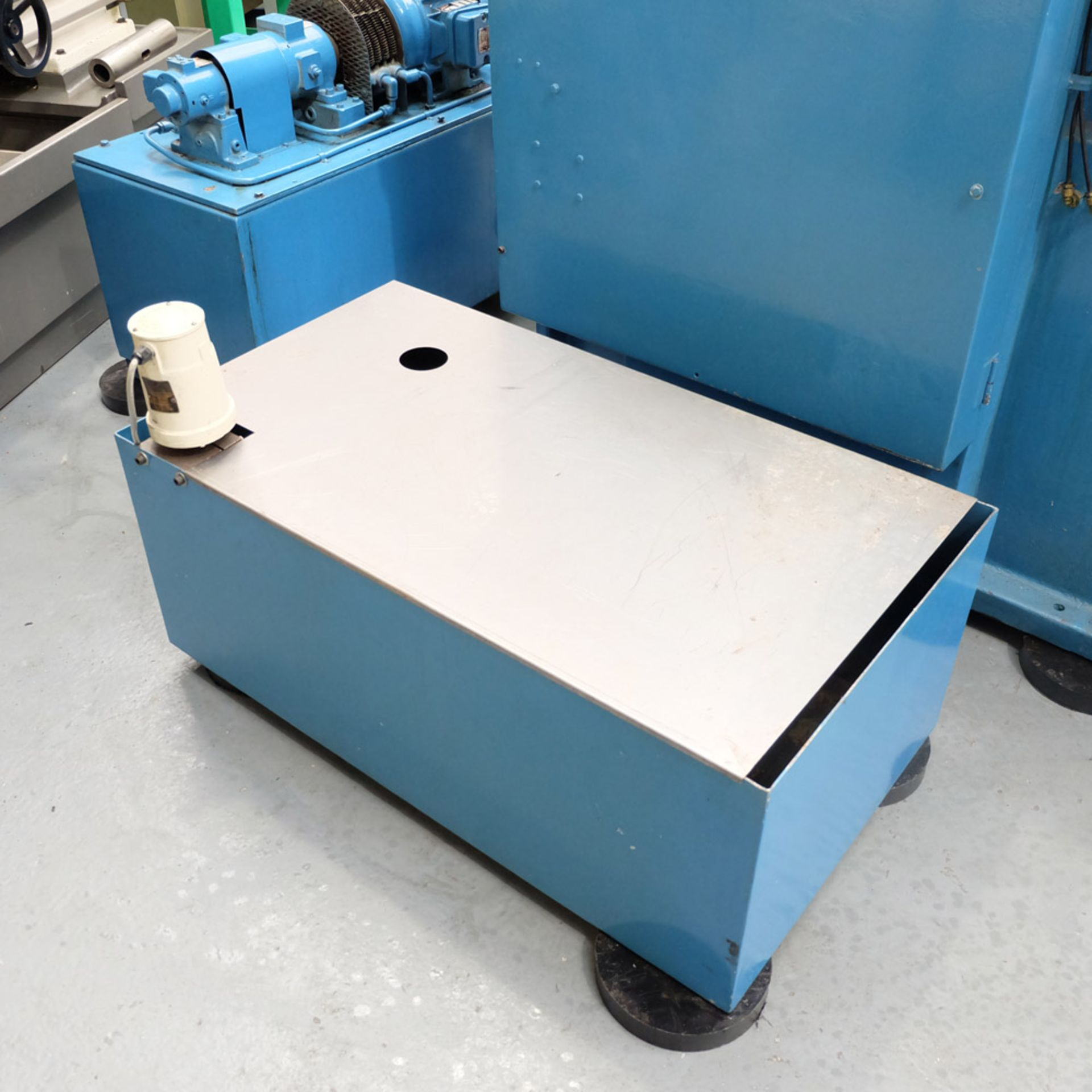 Abwood Type RG1 Tool Room Ring Grinder. Table Size 500mm. Magnetic Chuck 500mm. - Image 8 of 8
