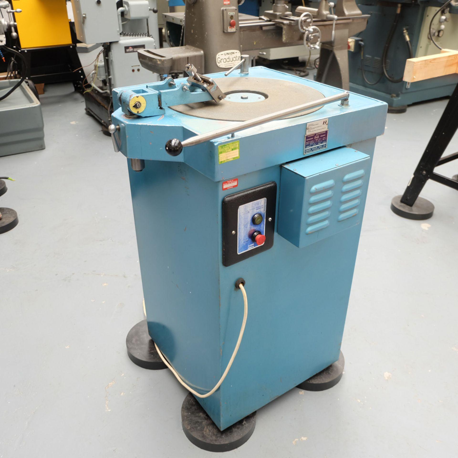 Viceroy Sharpedge Model TDS 12/16 Edge Tool Sharpening Machine.